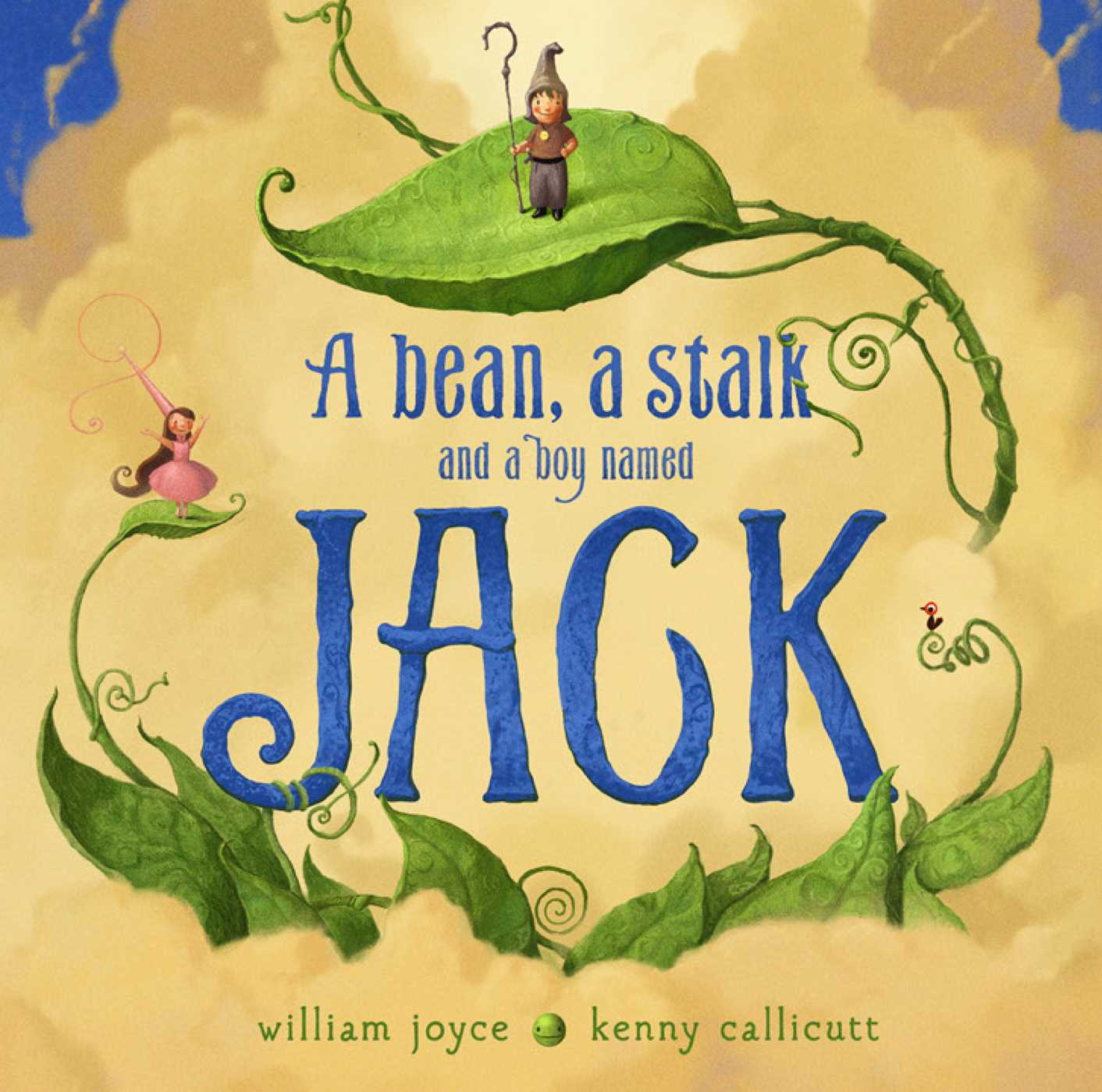 A bean a stalk and a boy named jack 9781442473492 hr