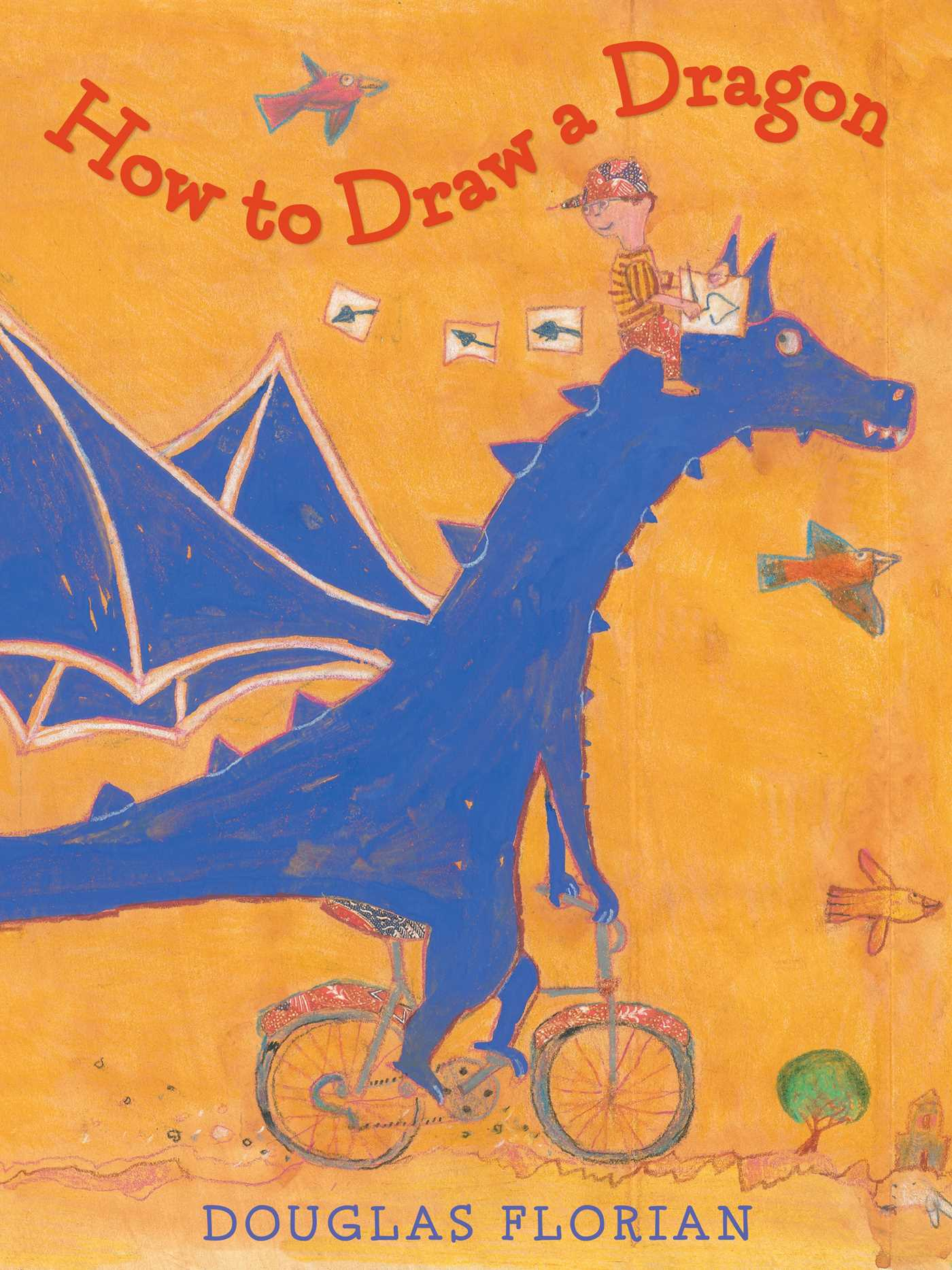 How To Draw A Dragon 9781442473997 Hr