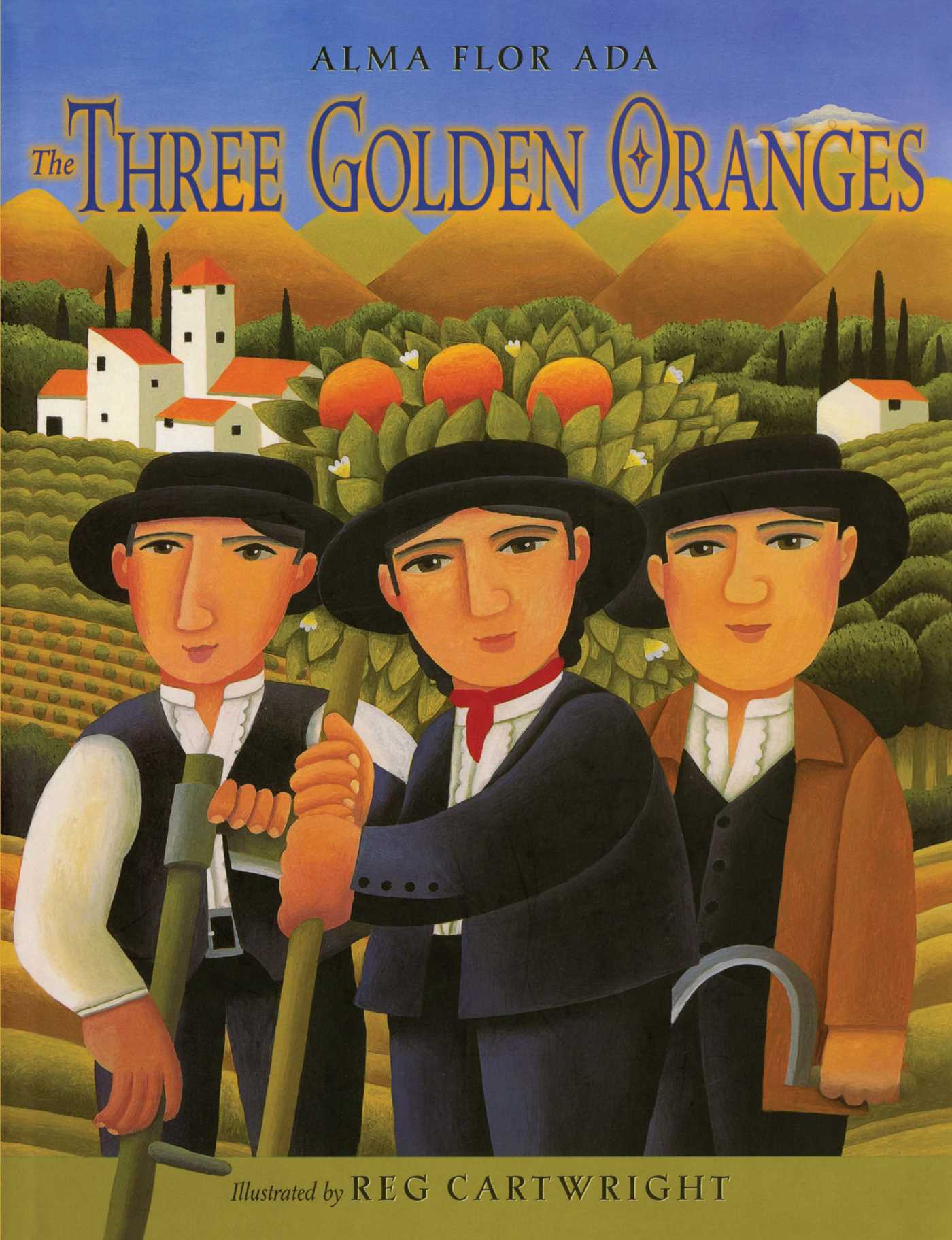 The three golden oranges 9781442474963 hr