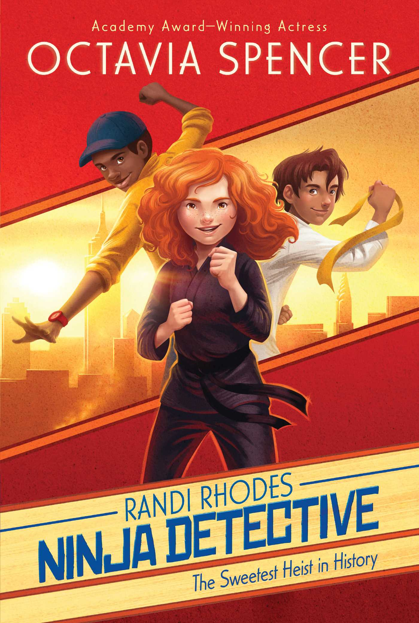 The case of the time capsule bandit book by octavia spencer the sweetest heist in history fandeluxe Epub