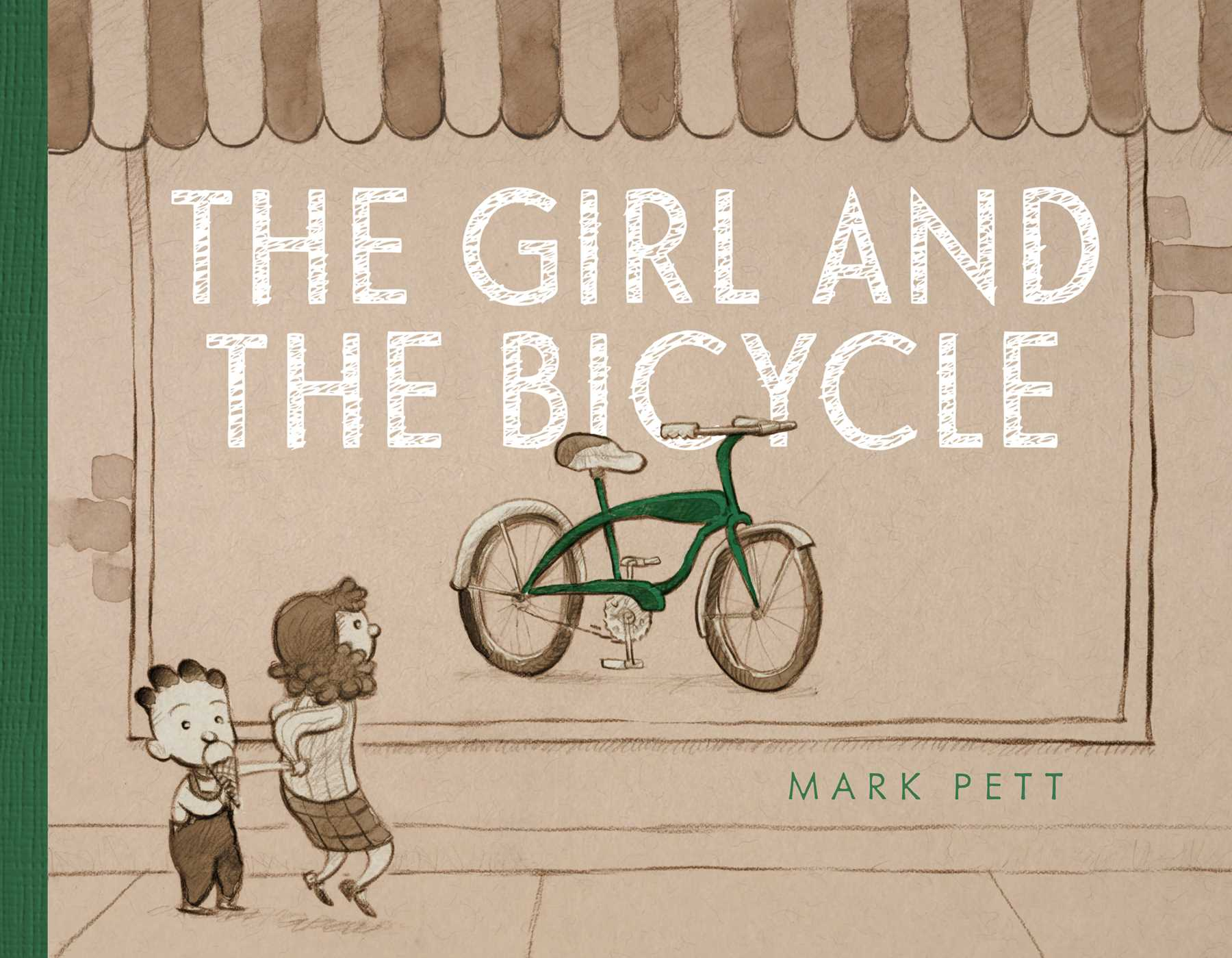 The girl and the bicycle 9781442483200 hr