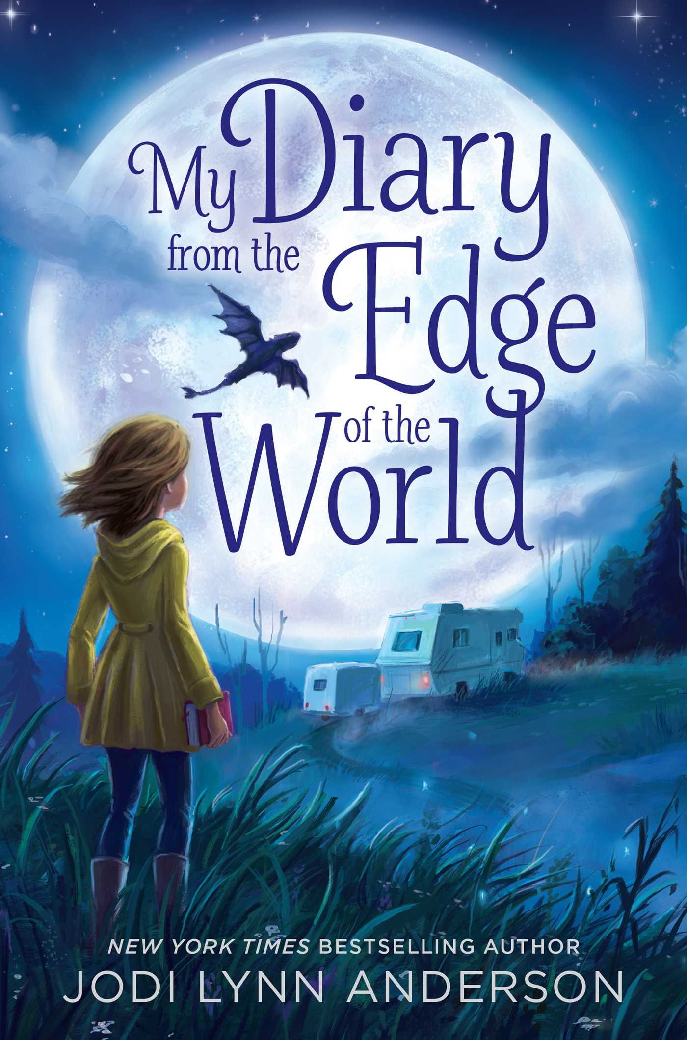 My diary from the edge of the world 9781442483880 hr