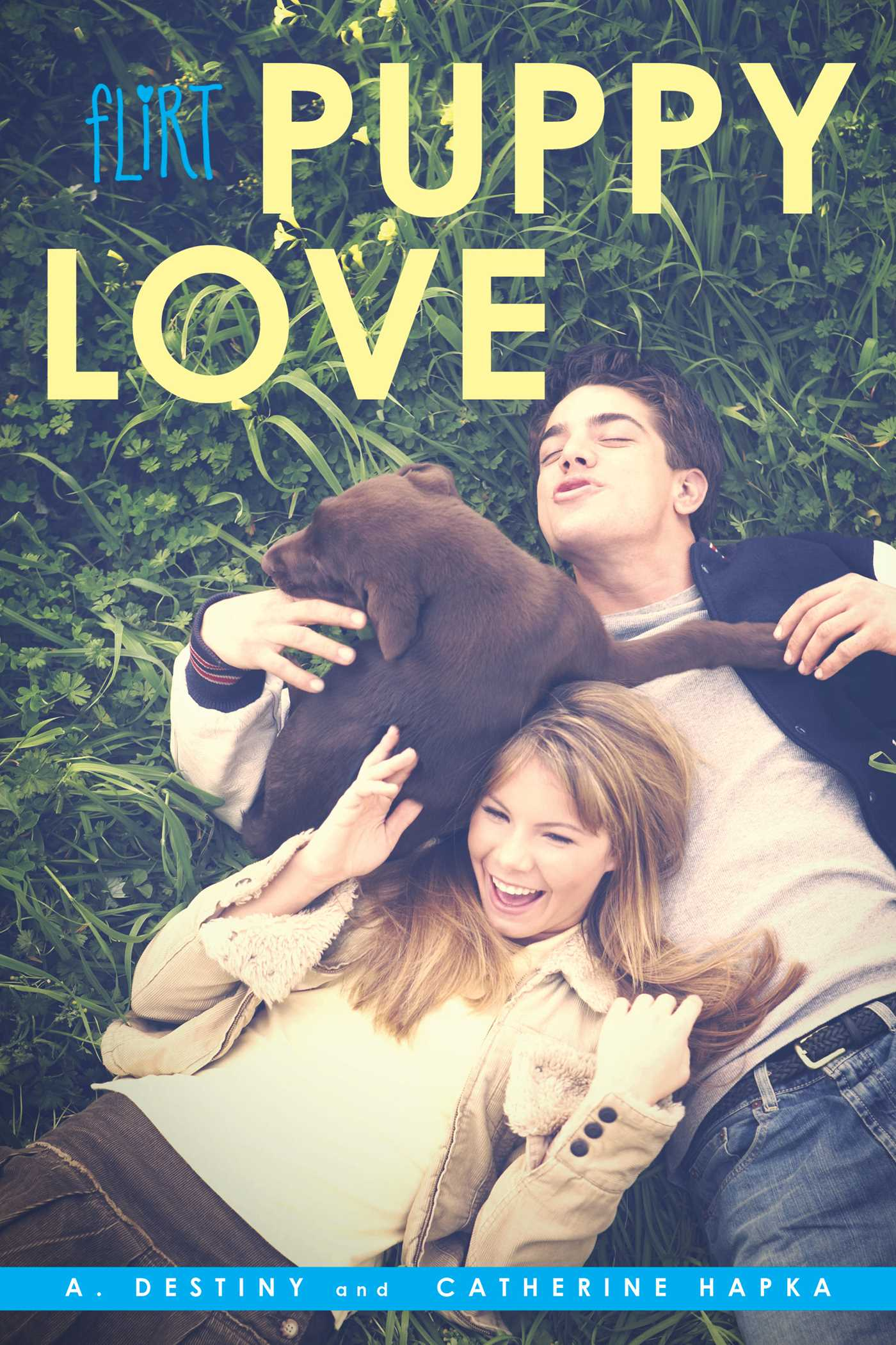 Book Cover Love : Puppy love ebook by a destiny catherine hapka official