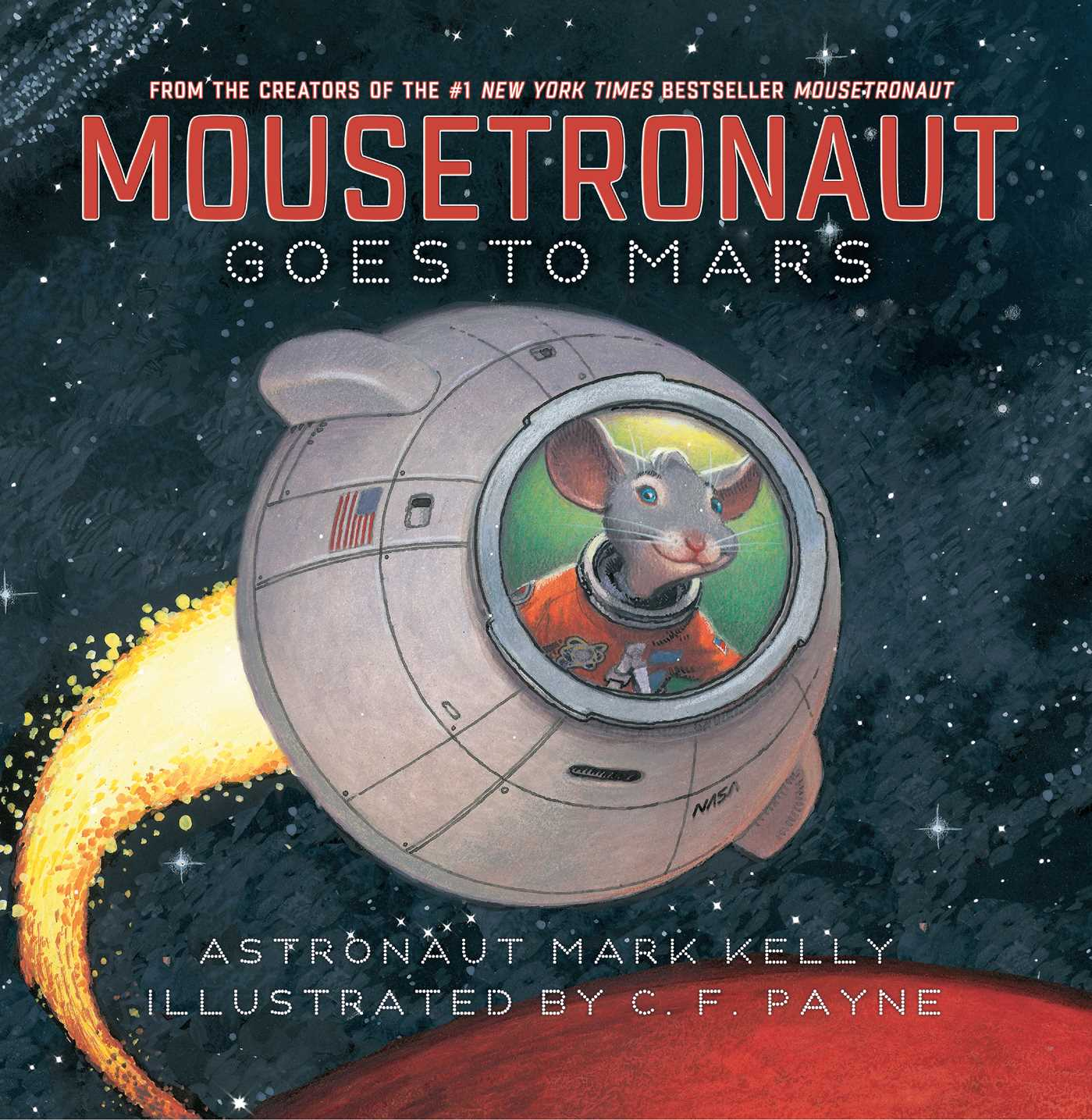 Mousetronaut goes to mars 9781442484283 hr