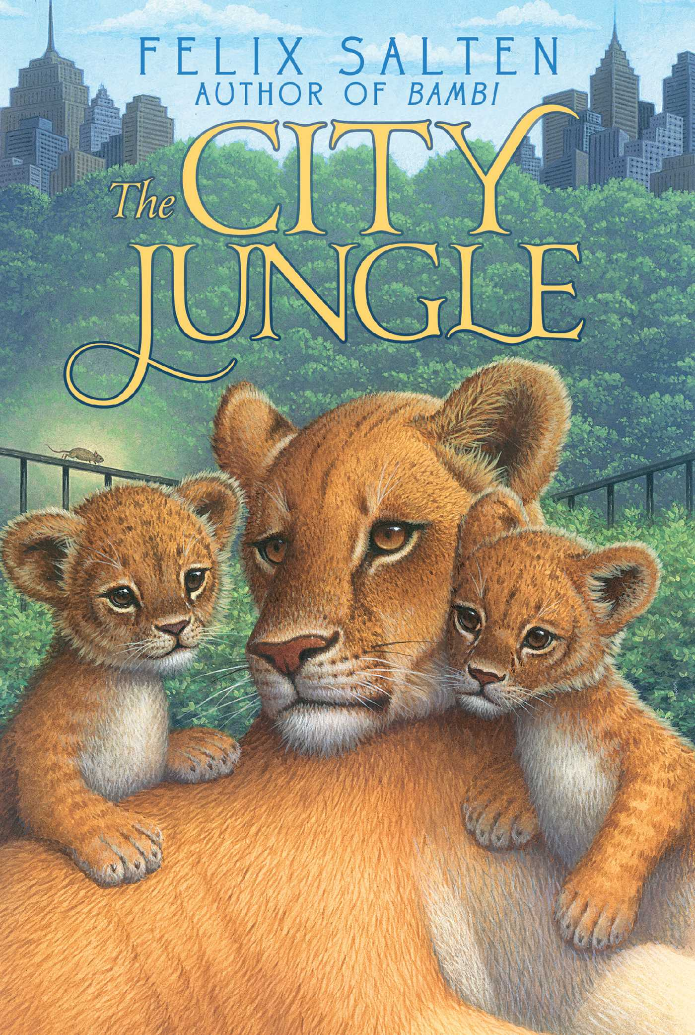 The city jungle ebook by felix salten whittaker chambers for Classic jungle house for small animals