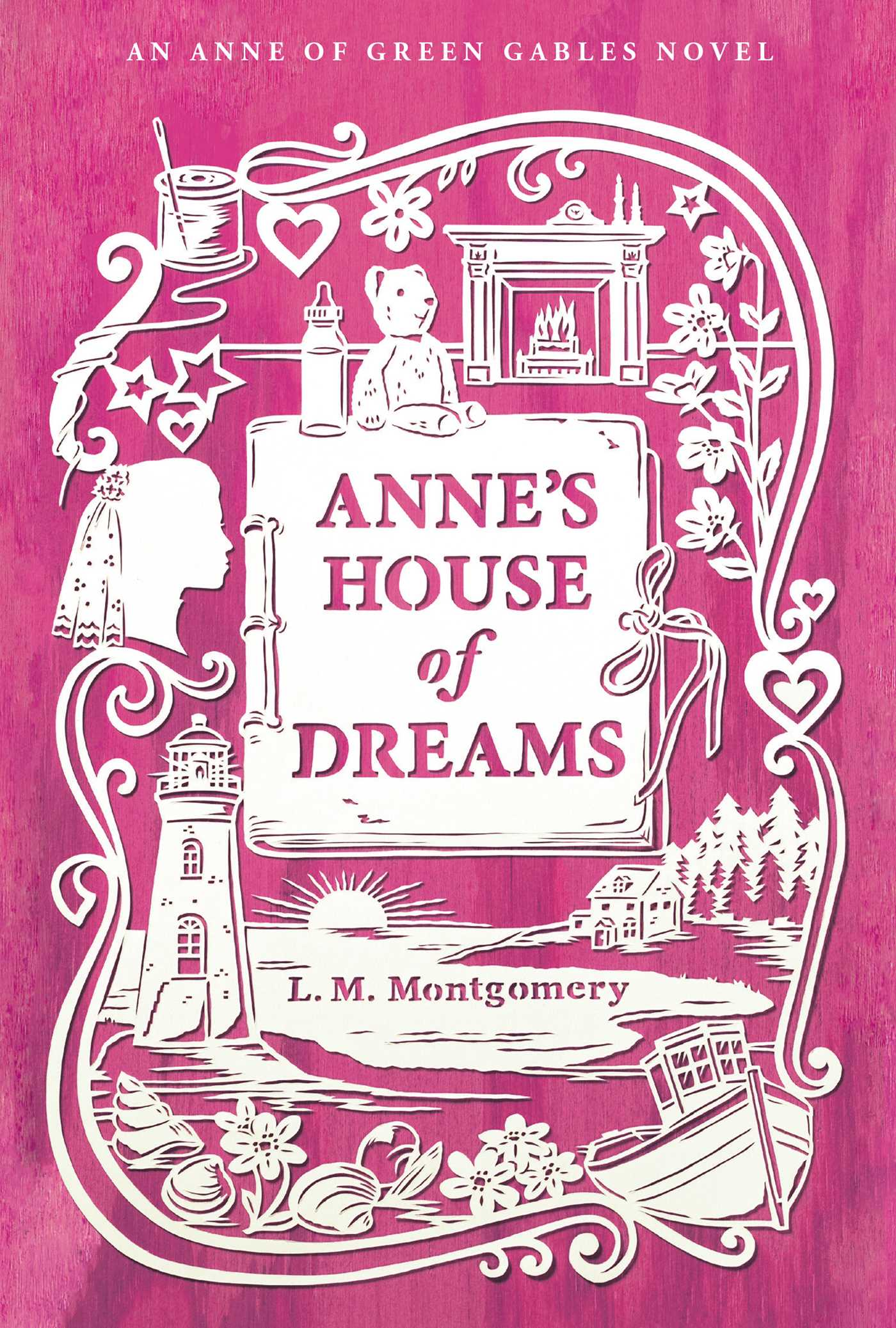 Annes house of dreams 9781442490109 hr