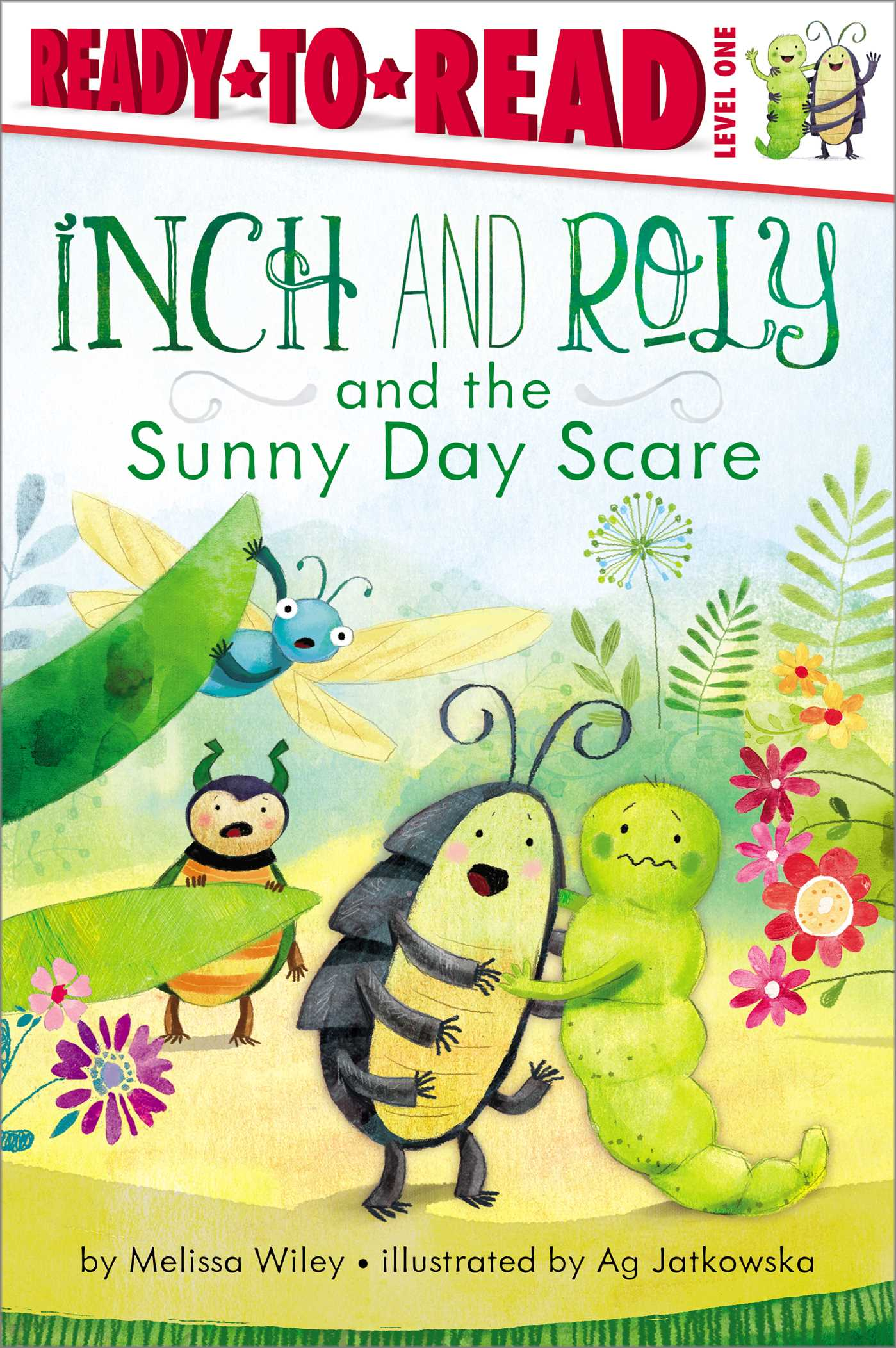 Inch and roly and the sunny day scare 9781442490710 hr