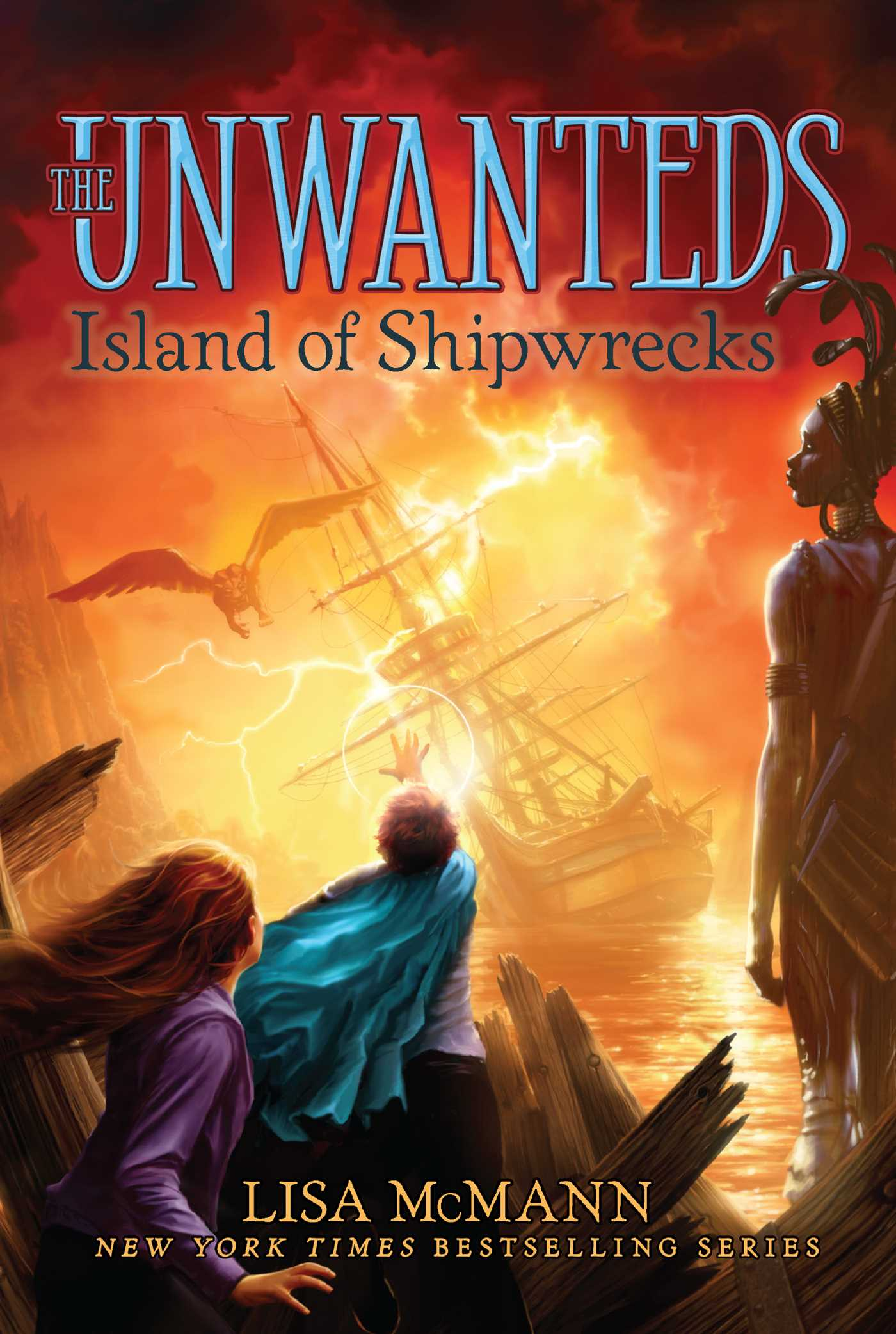 Island of shipwrecks 9781442493322 hr