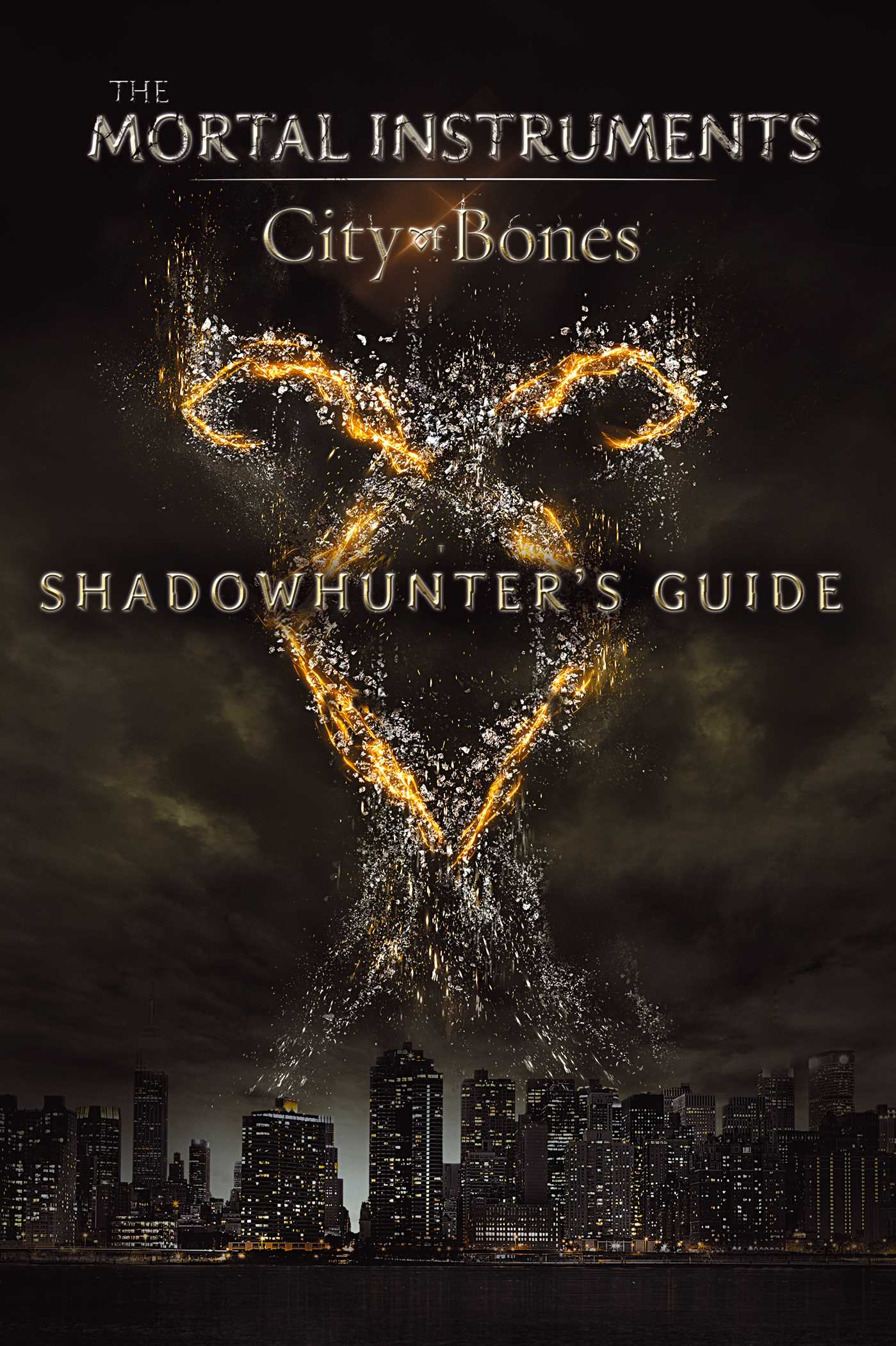 Shadowhunters guide 9781442495883 hr
