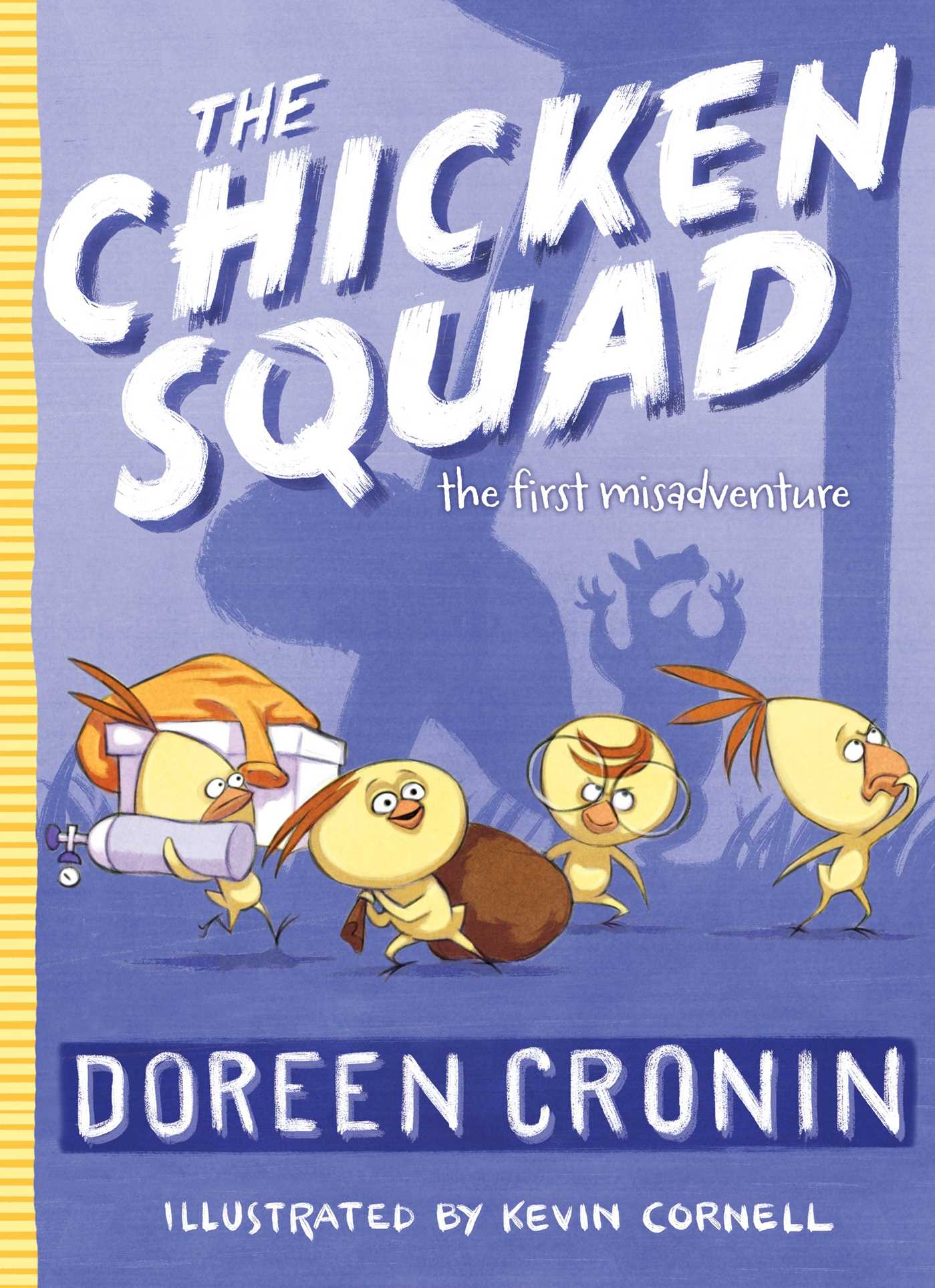 The chicken squad 9781442496781 hr