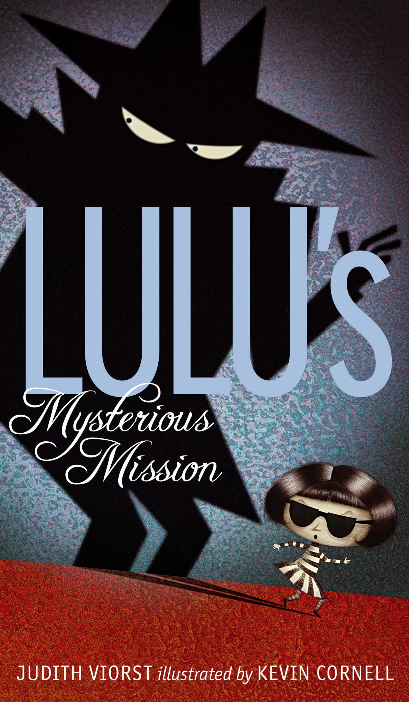 Lulus mysterious mission 9781442497467 hr
