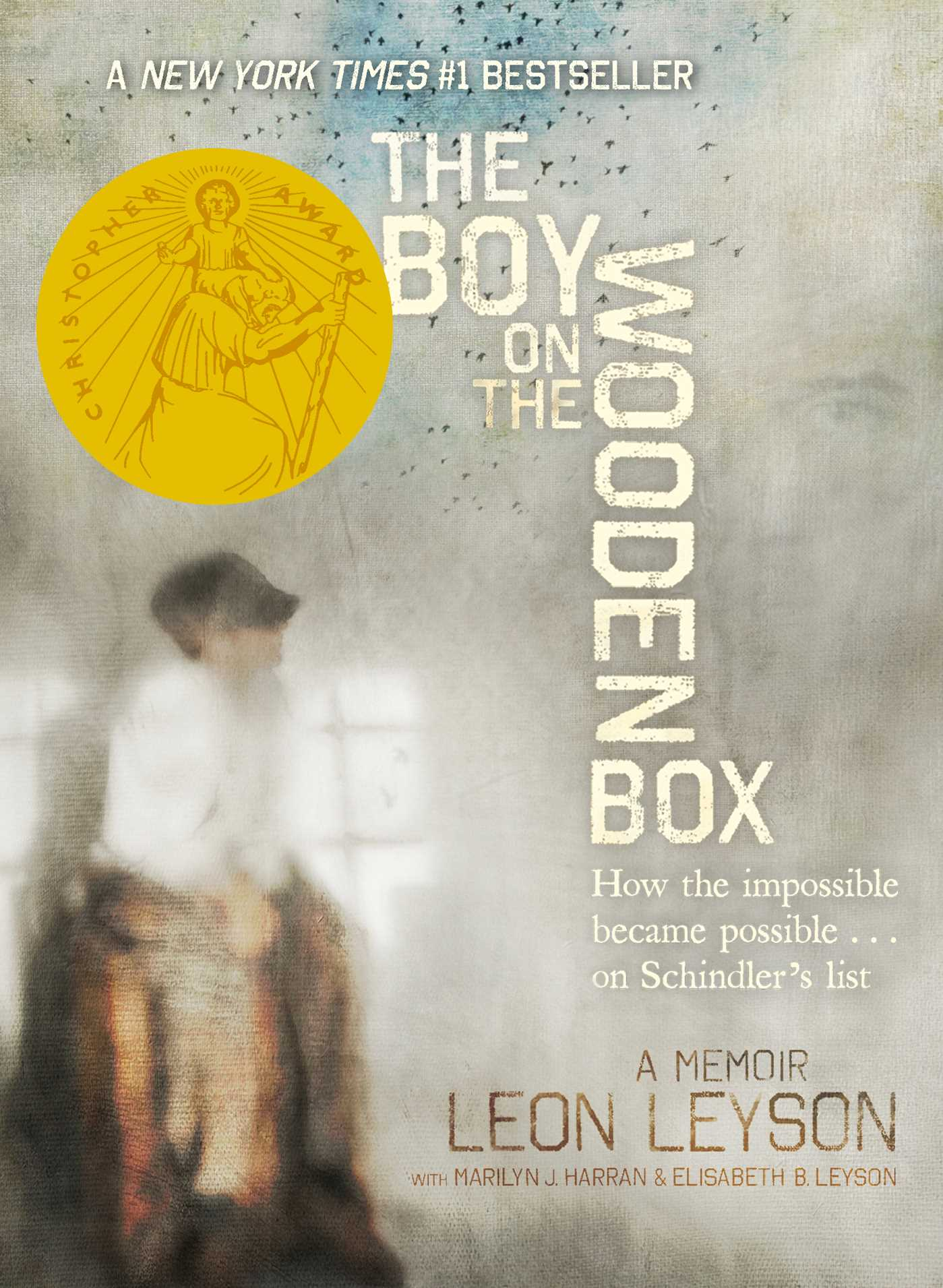The boy on the wooden box 9781442497818 hr