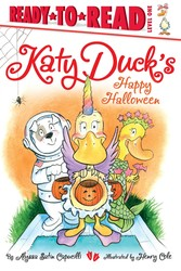 Katy Duck's Happy Halloween