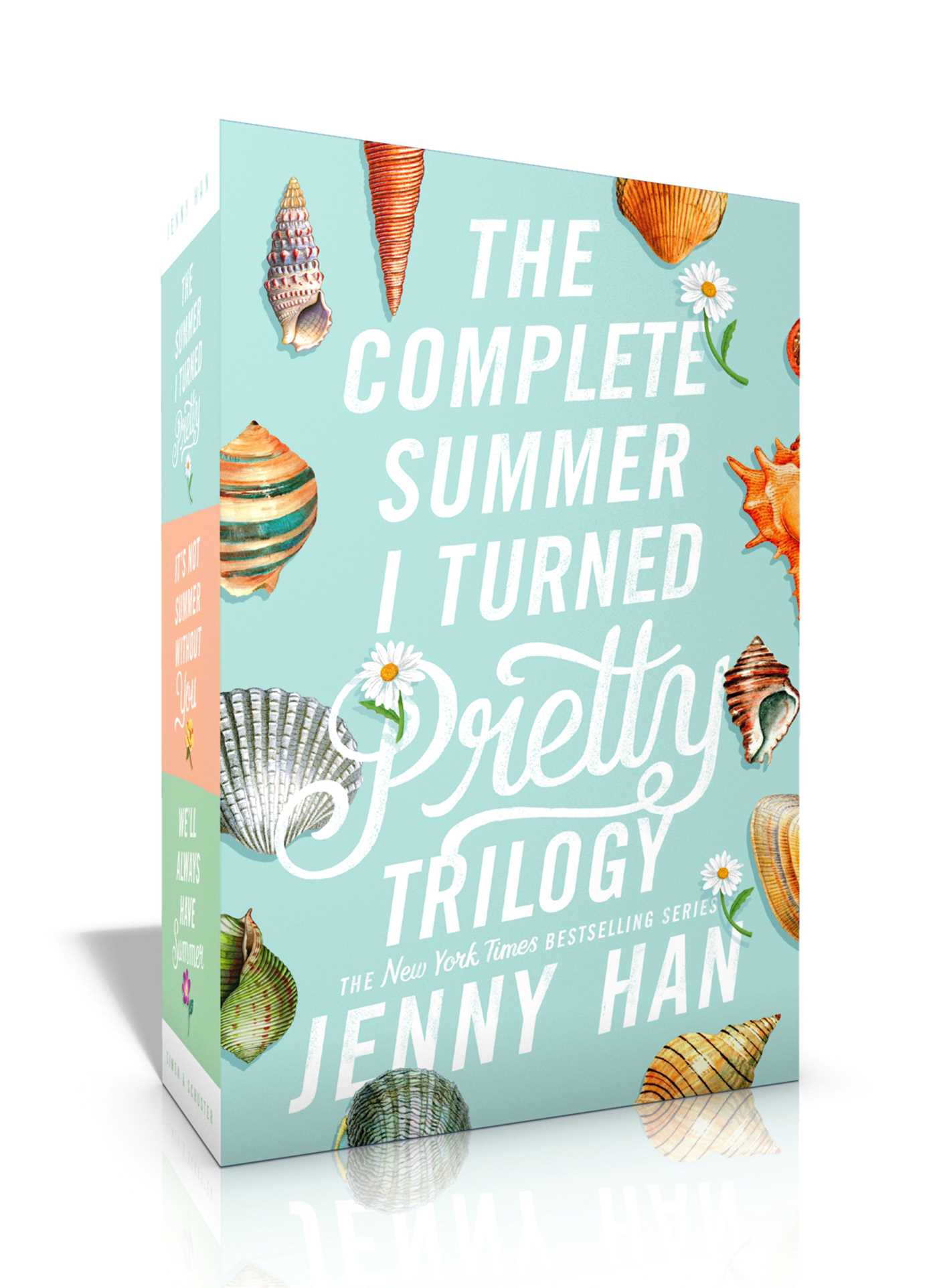 The complete summer i turned pretty trilogy 9781442498327 hr