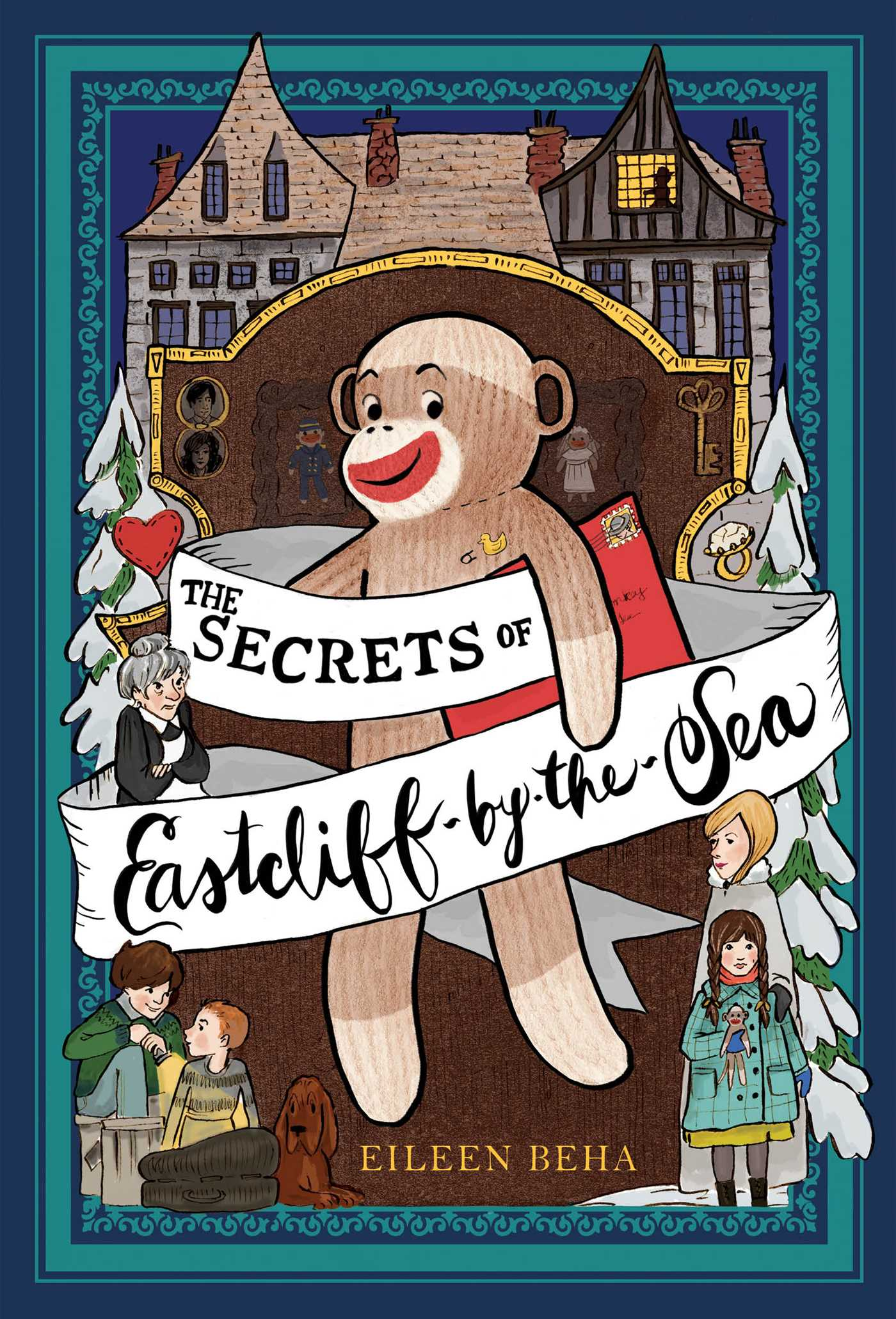 Image result for The Secrets of Eastcliff Book cover