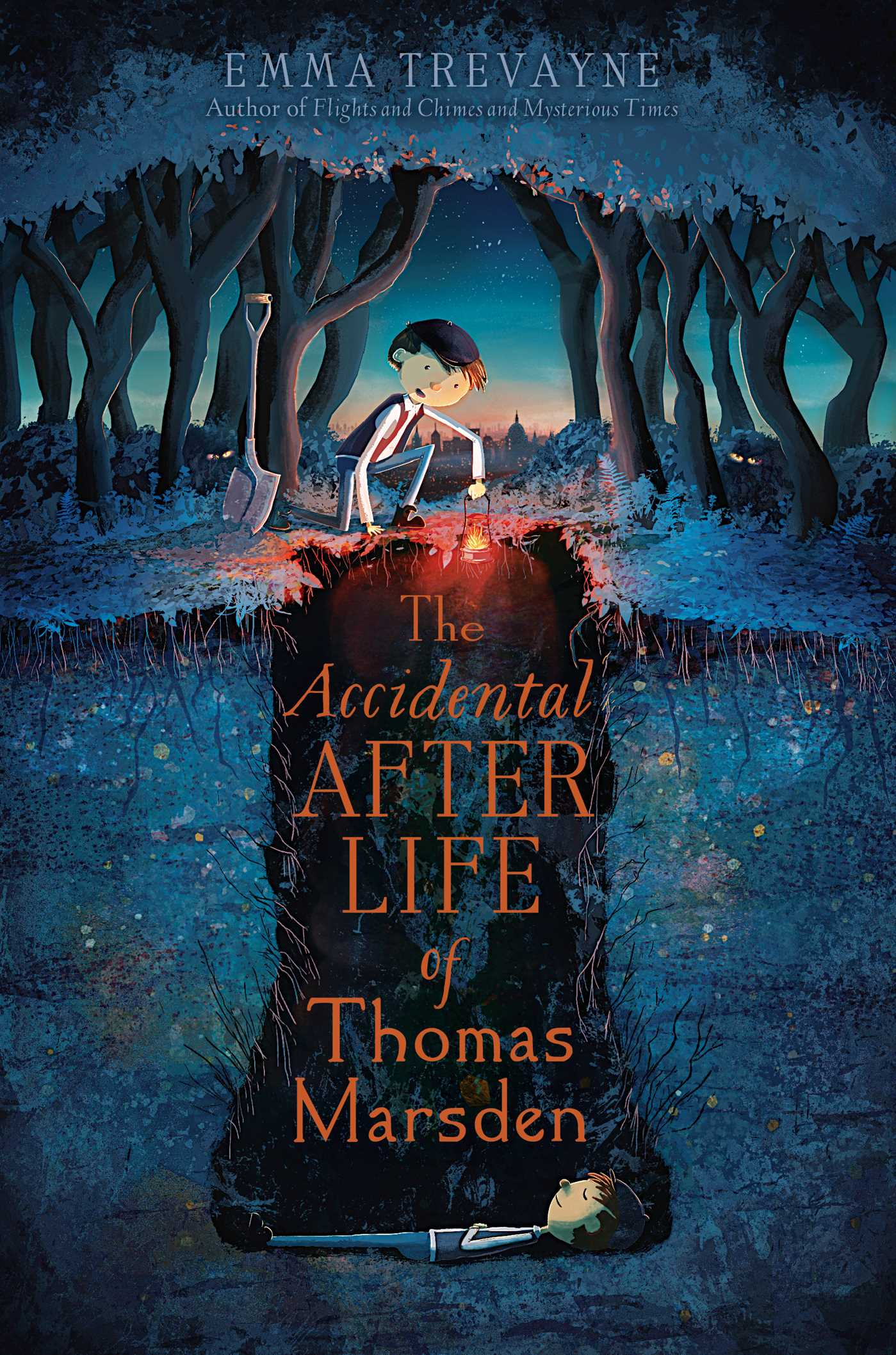The accidental afterlife of thomas marsden 9781442498846 hr