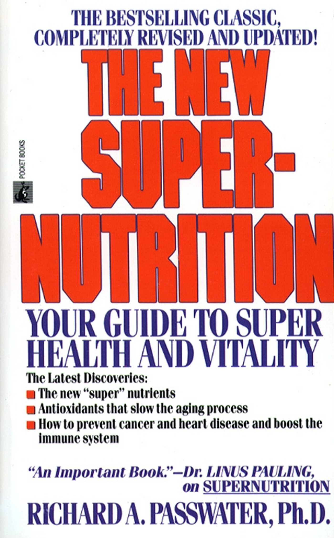 The new super nutrition 9781451602746 hr