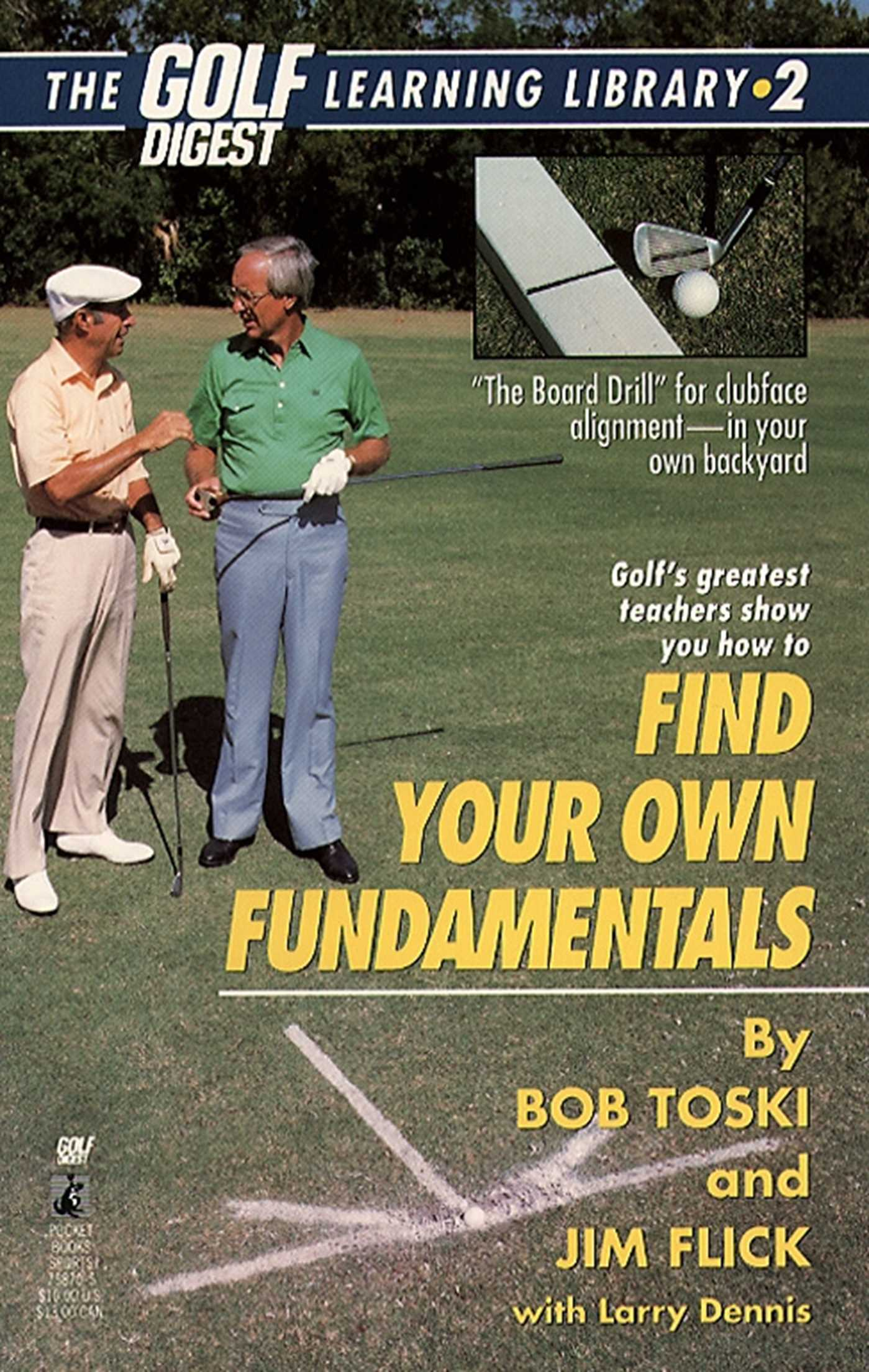 finding your own fundamentals ebook by jim flick bob toski
