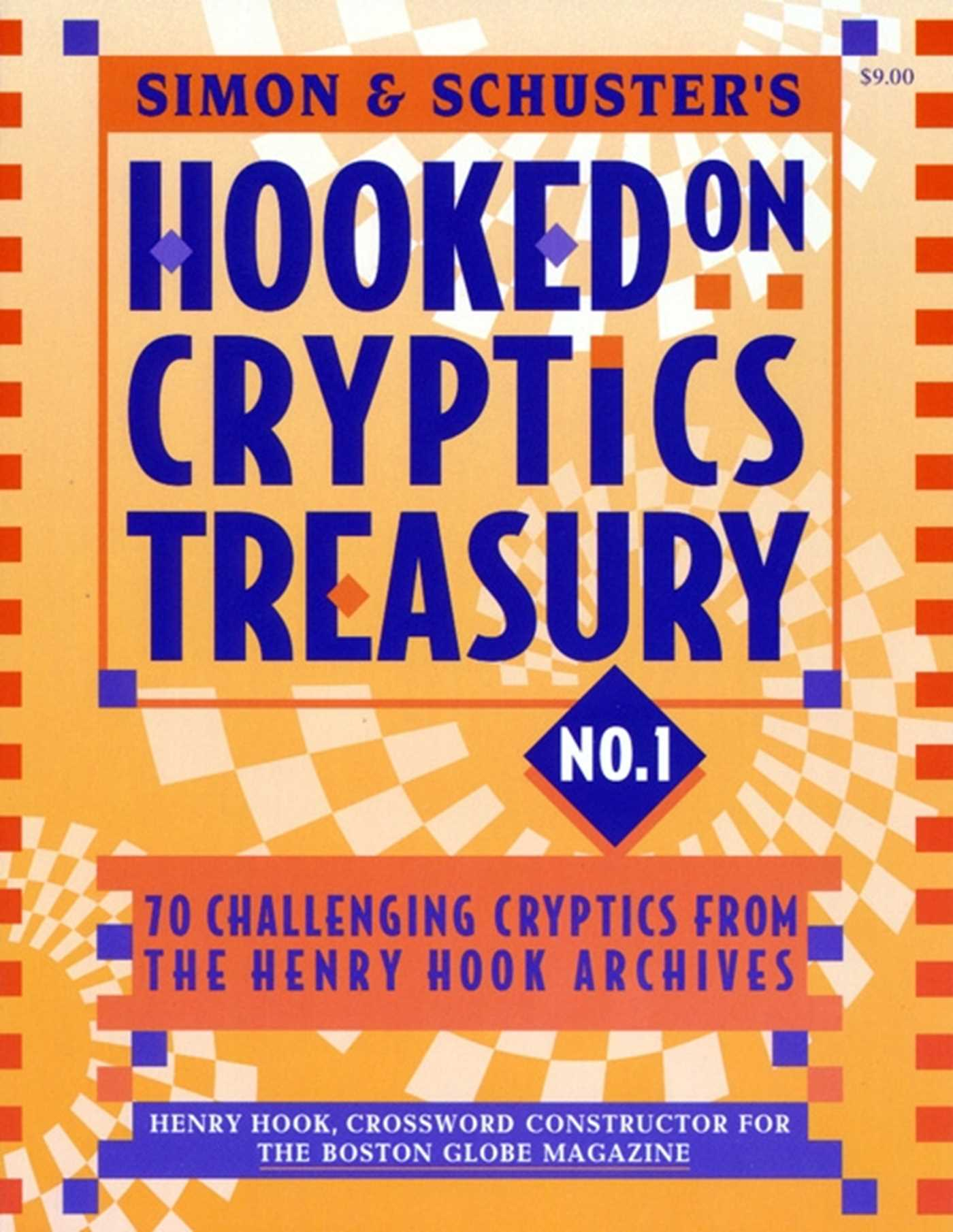 simon and schuster hooked on cryptics treasury 1 hook henry