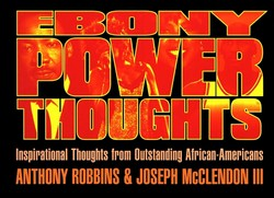 Ebony power thoughts 9781451603088