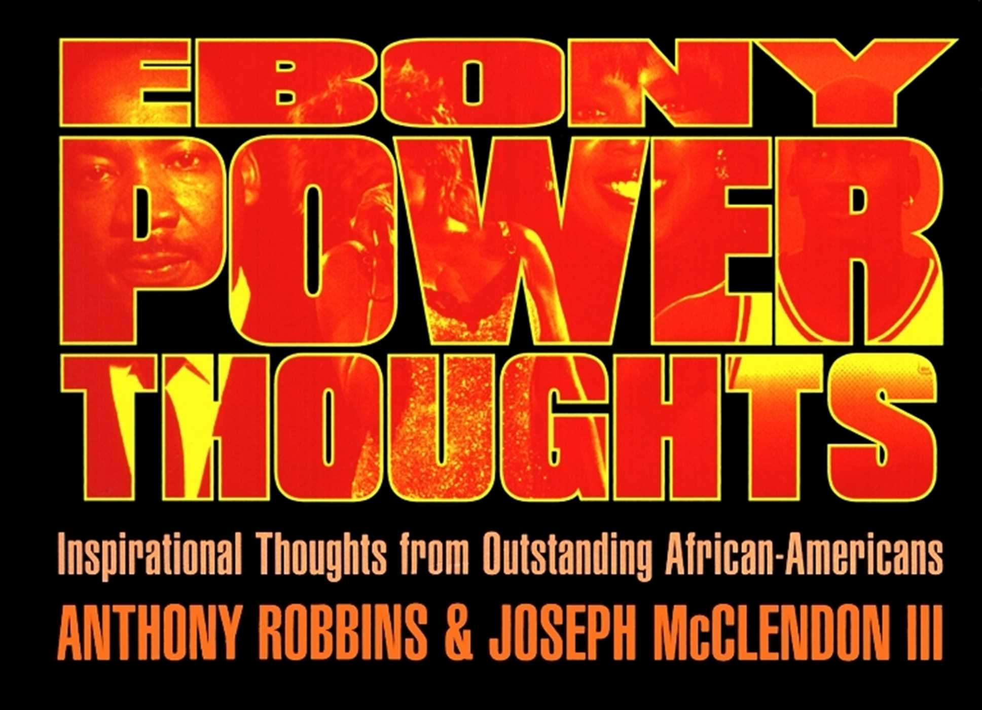 Ebony power thoughts 9781451603088 hr