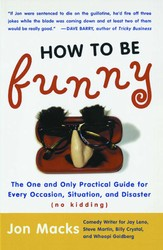 How to be funny 9781451603477