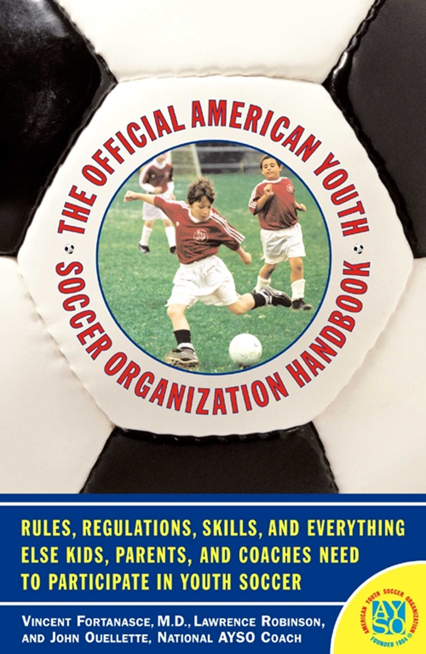 The official american youth soccer organization handbo 9781451603514 hr