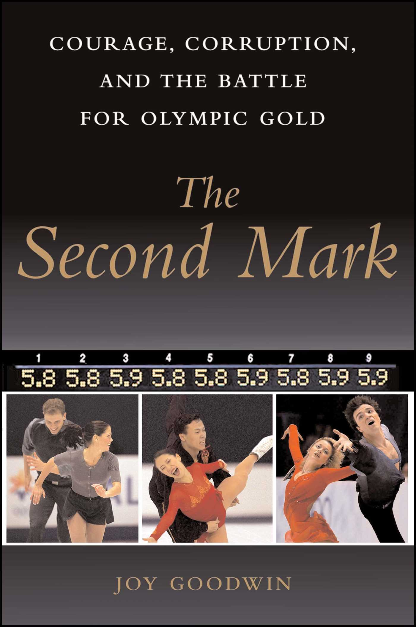 The second mark 9781451603835 hr