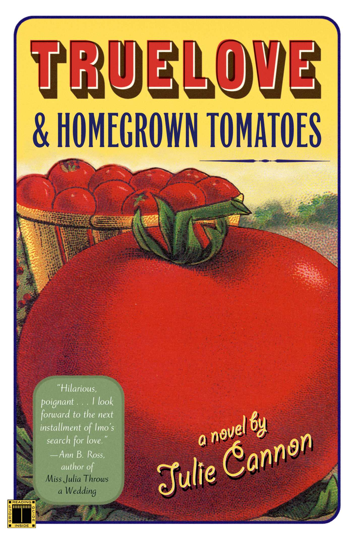 Truelove homegrown tomatoes 9781451603842 hr