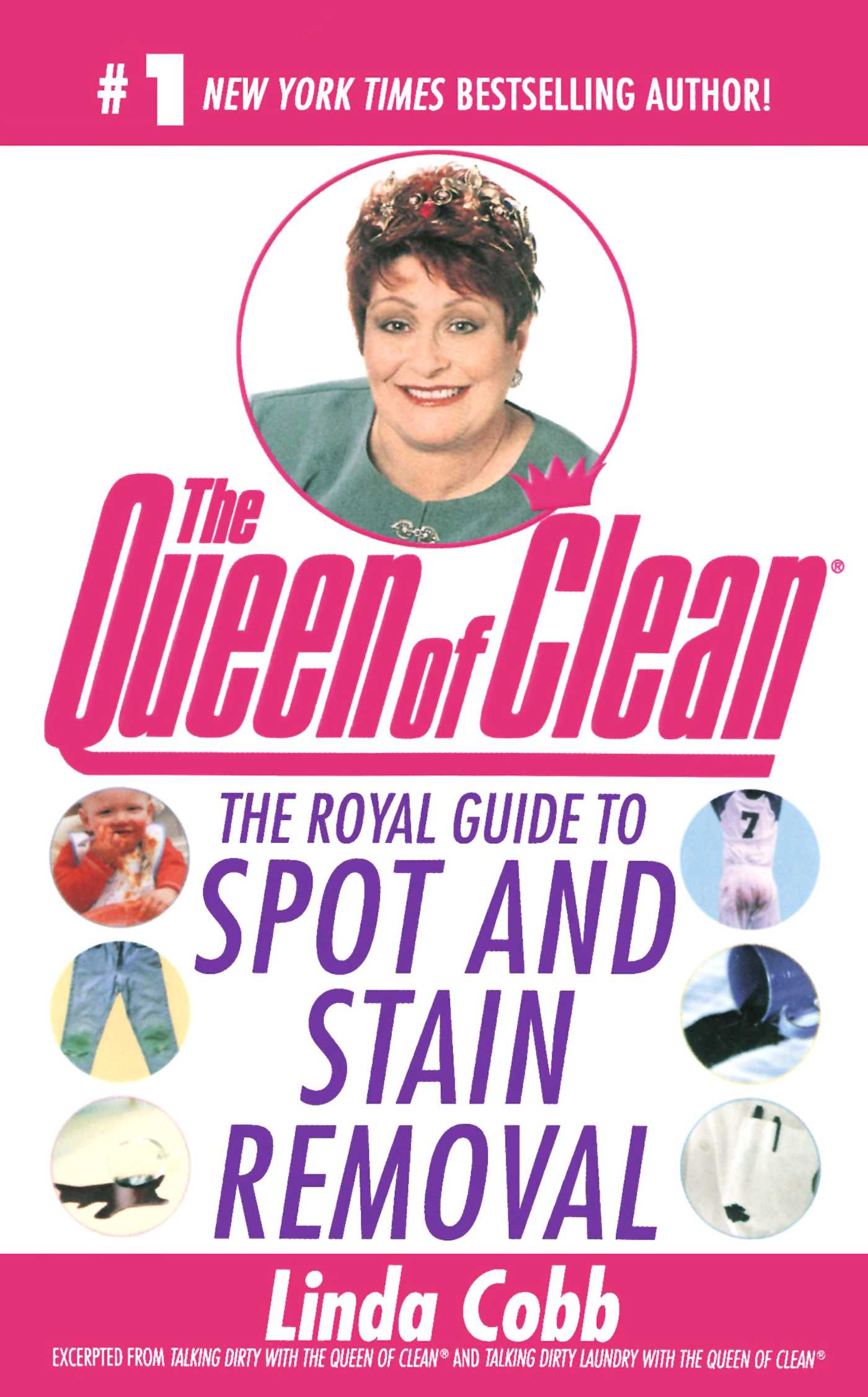 The royal guide to spot and stain removal 9781451604153 hr