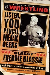 The legends of wrestling classy freddie blassie 9781451604269