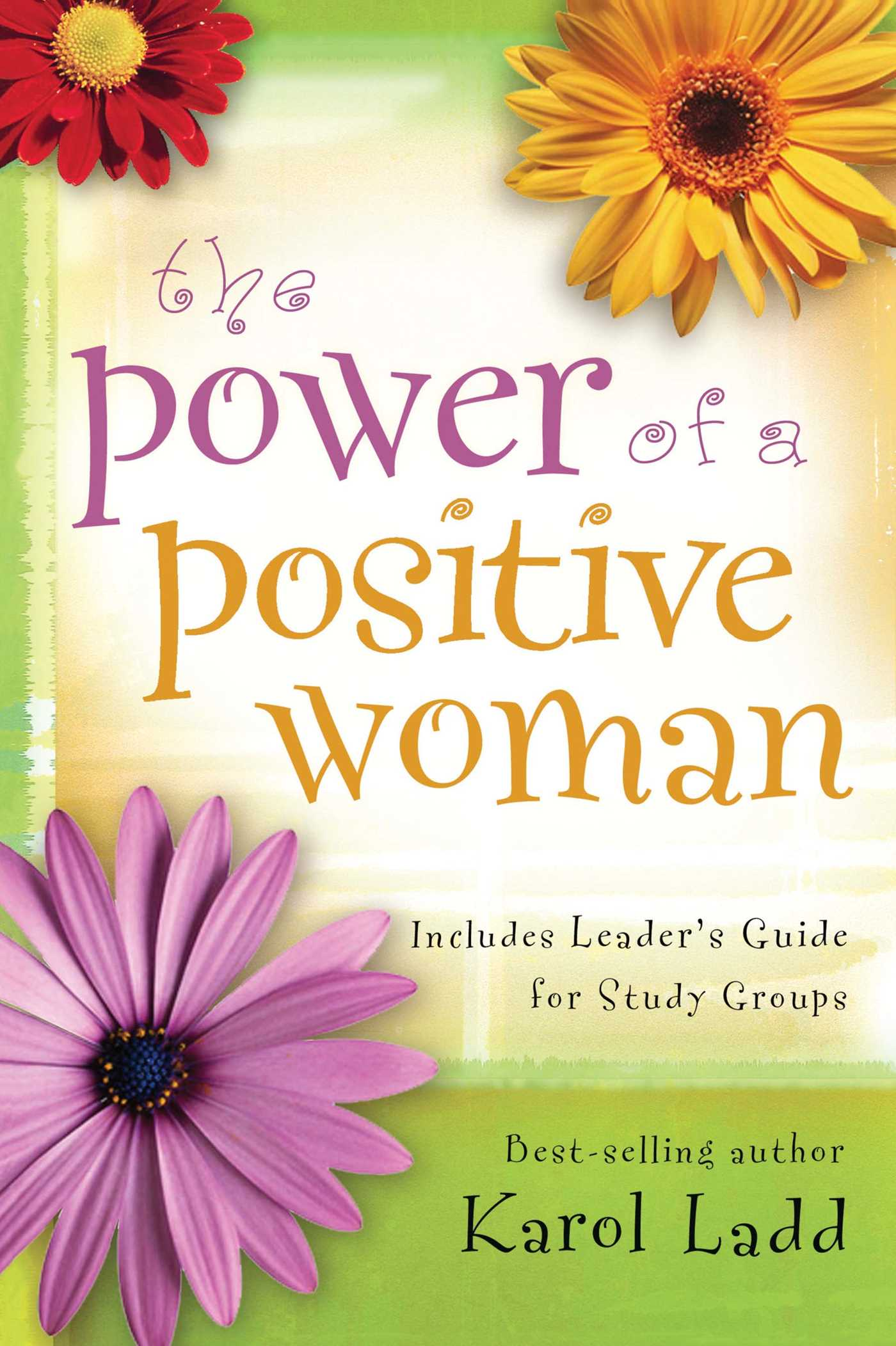 KAROL LADD - The Power of a Postive Mom Devotional: 52 Monday ** Brand New **