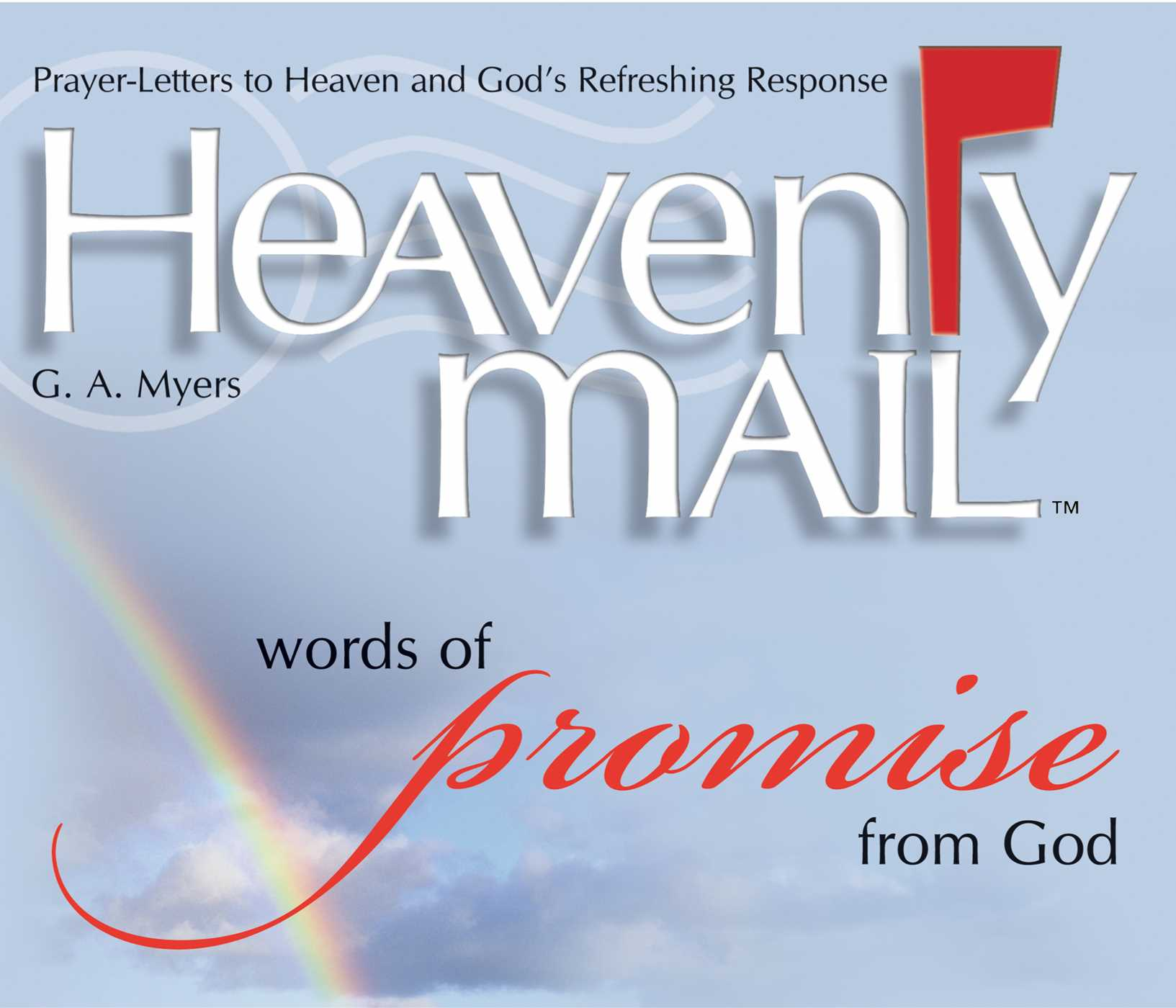 Heavenly mail words of promise 9781451604863 hr