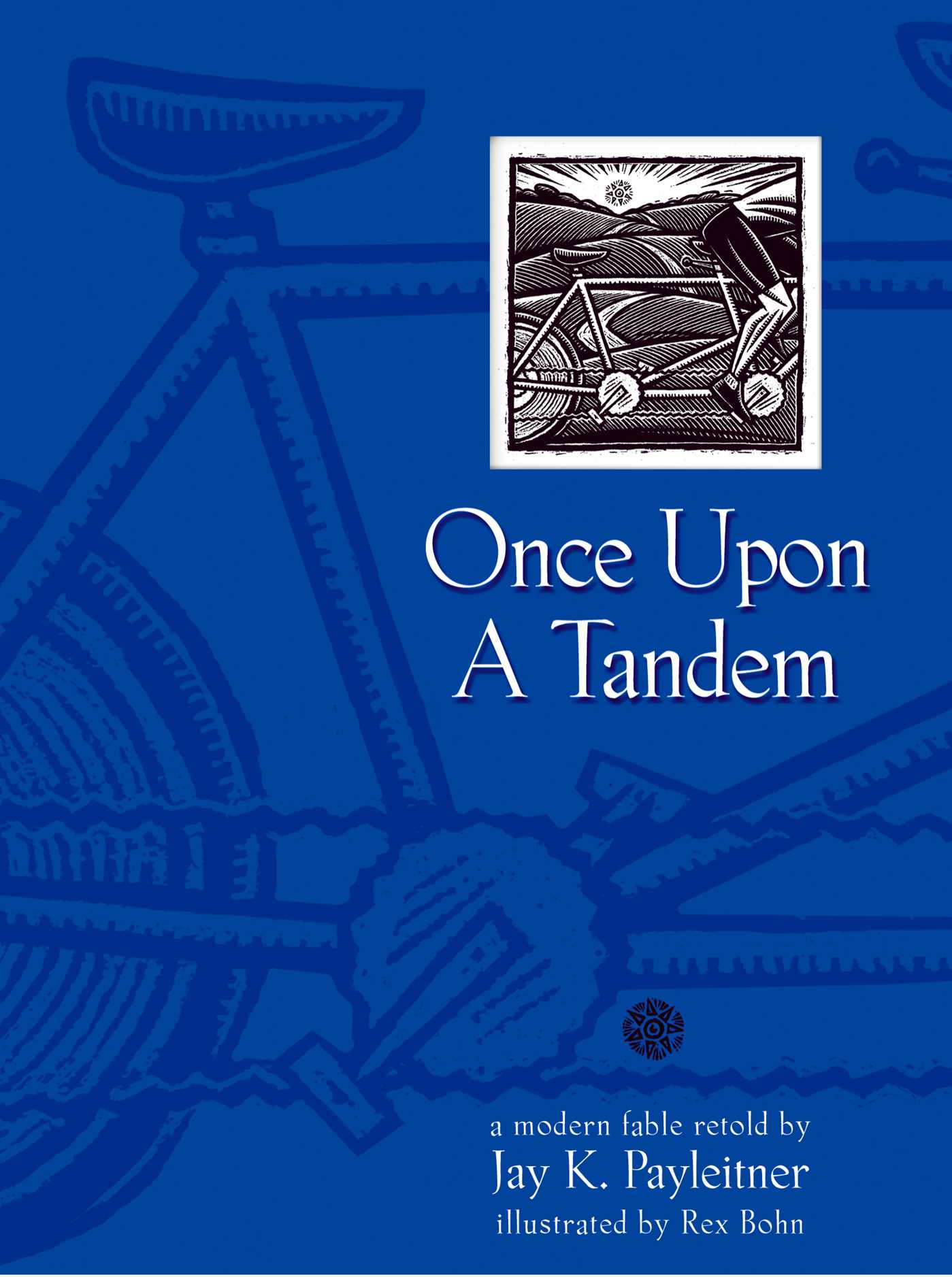 Once upon a tandem 9781451605136 hr