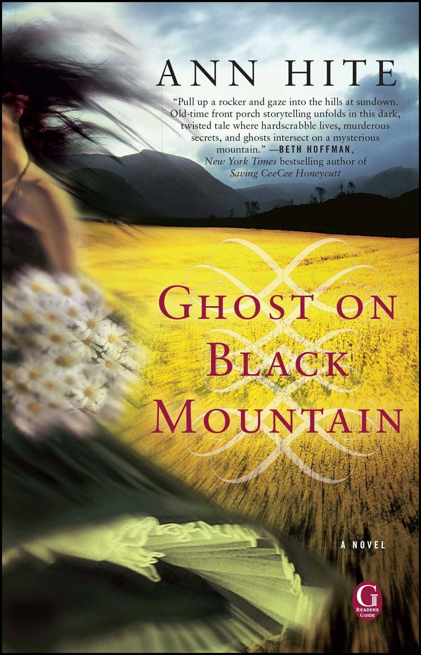Ghost on black mountain 9781451606423 hr