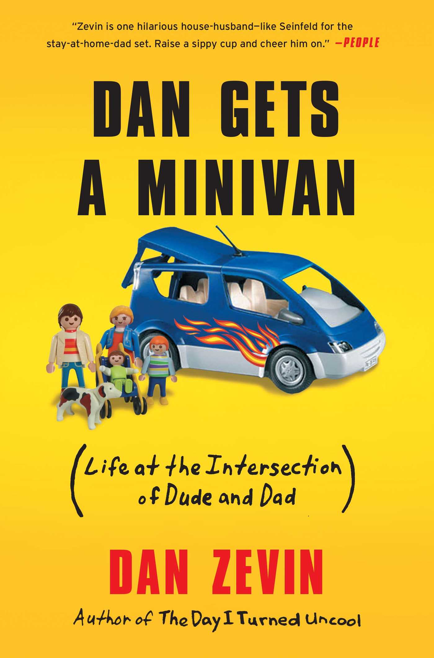Dan gets a minivan 9781451606478 hr