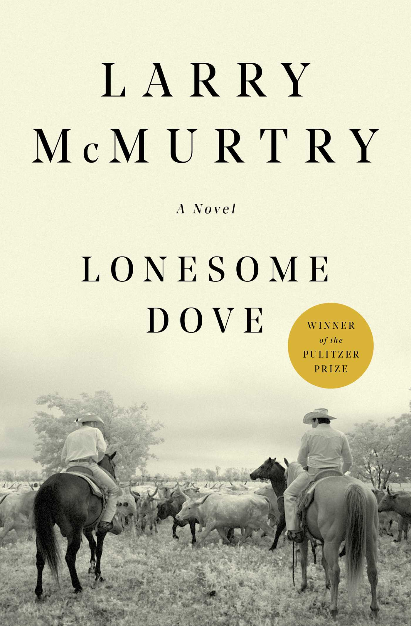Lonesome dove 9781451606539 hr
