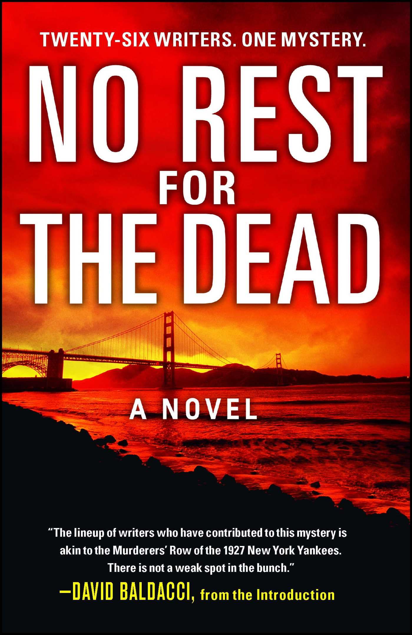 No rest for the dead 9781451607383 hr