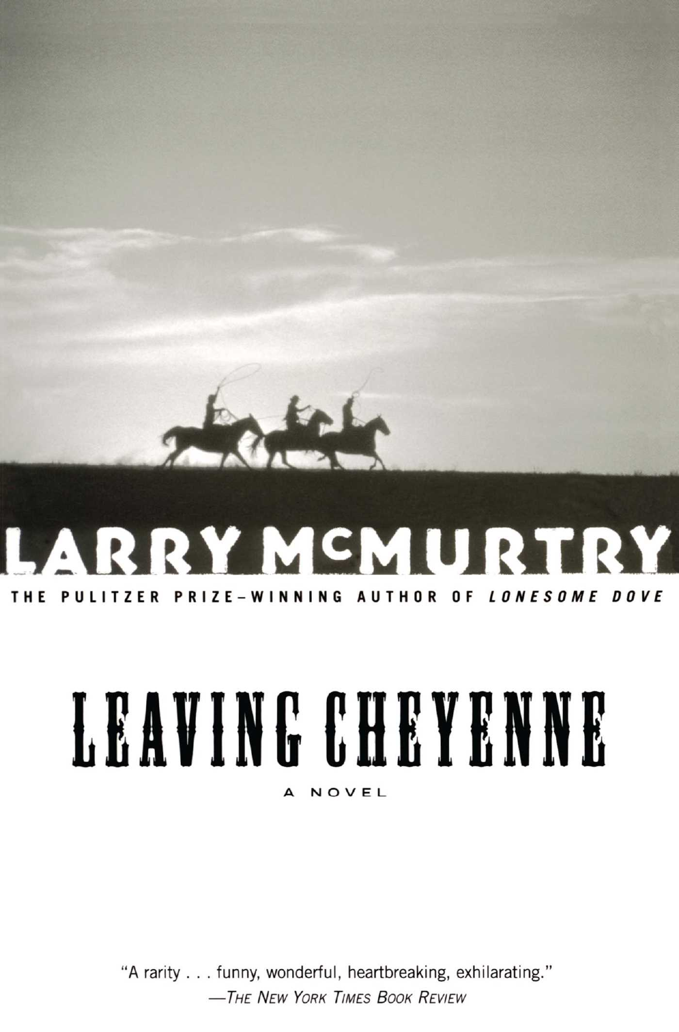 Leaving cheyenne 9781451607772 hr