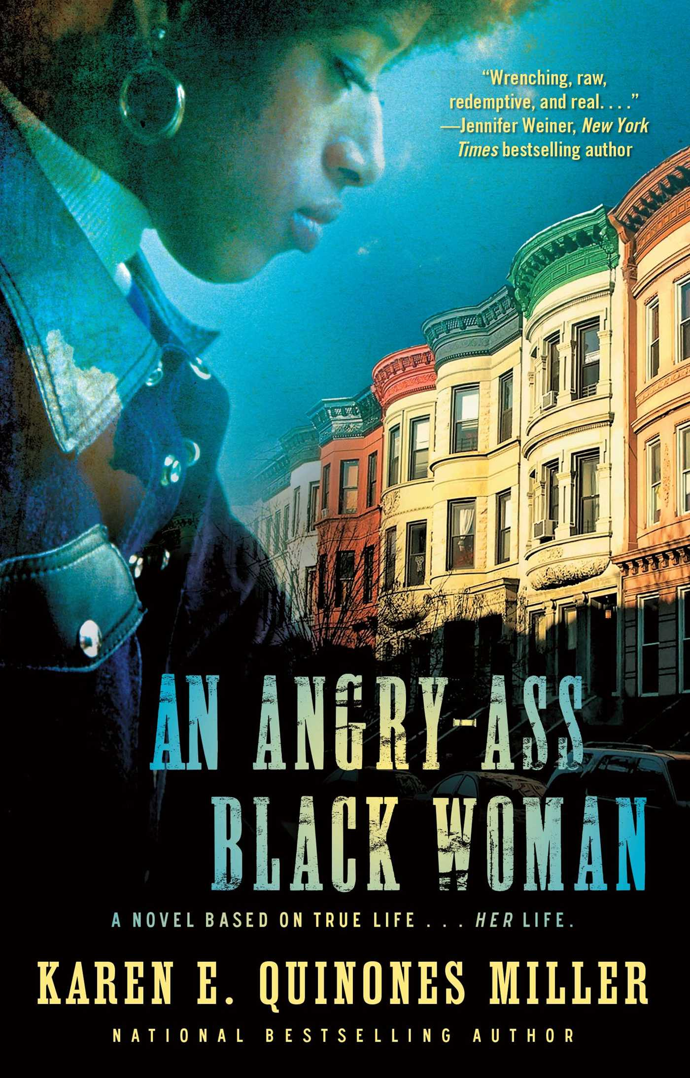 An angry ass black woman 9781451607826 hr