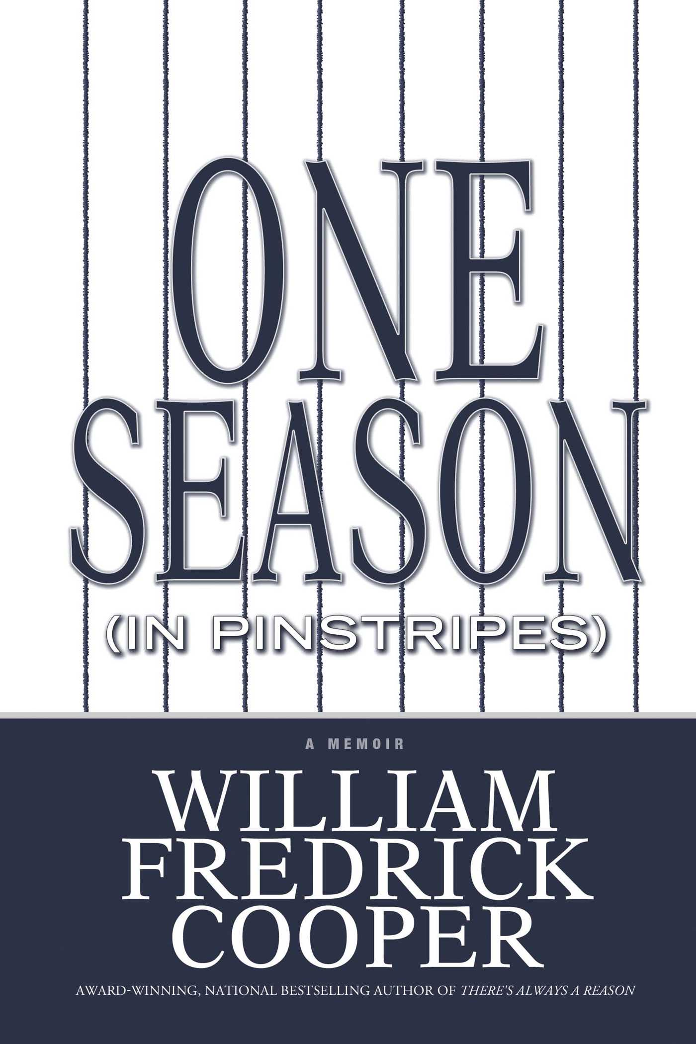 One season in pinstripes 9781451608014 hr