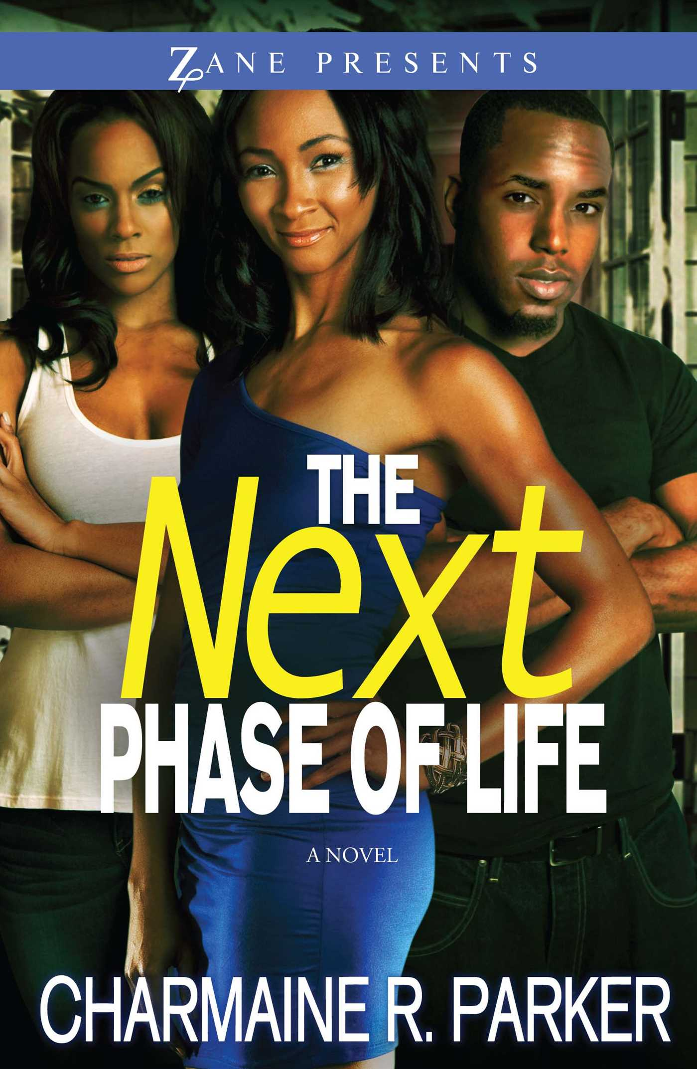 The next phase of life 9781451608069 hr