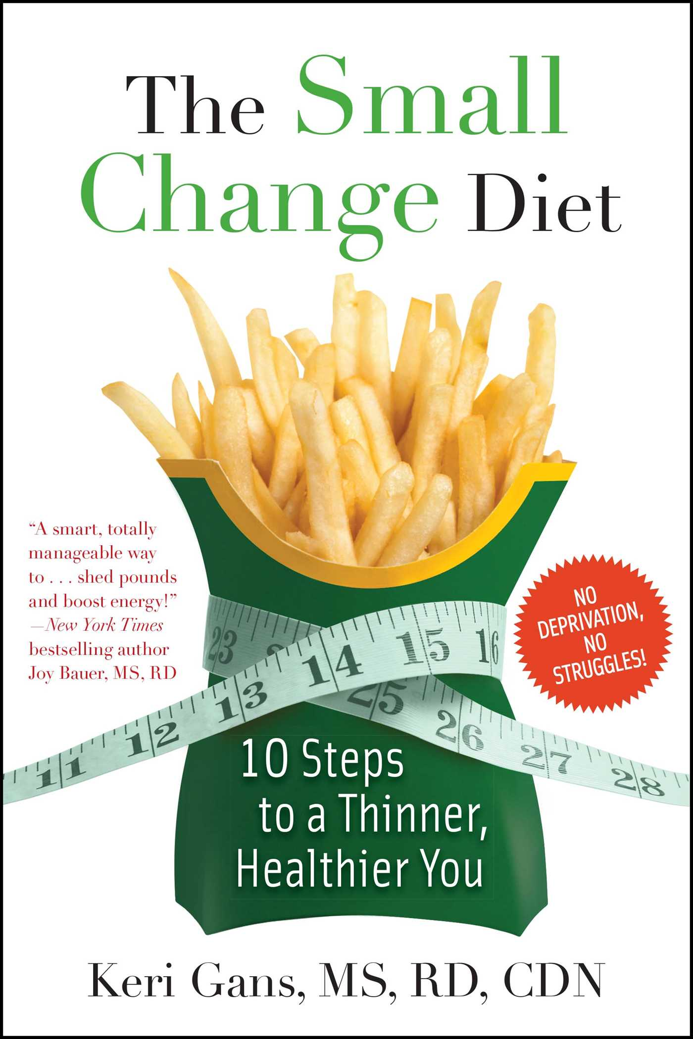 The small change diet 9781451608885 hr