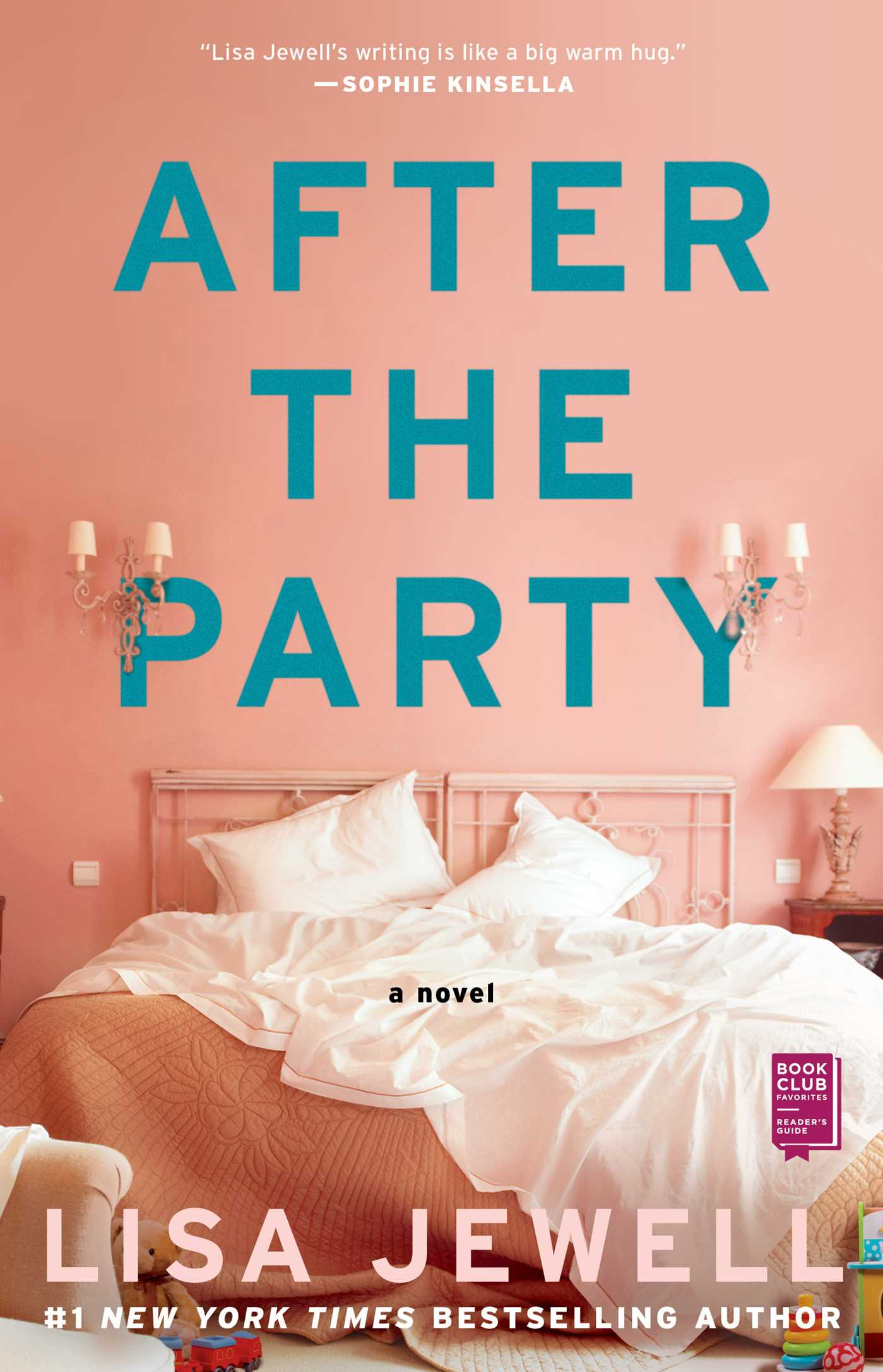 After the party 9781451609103 hr