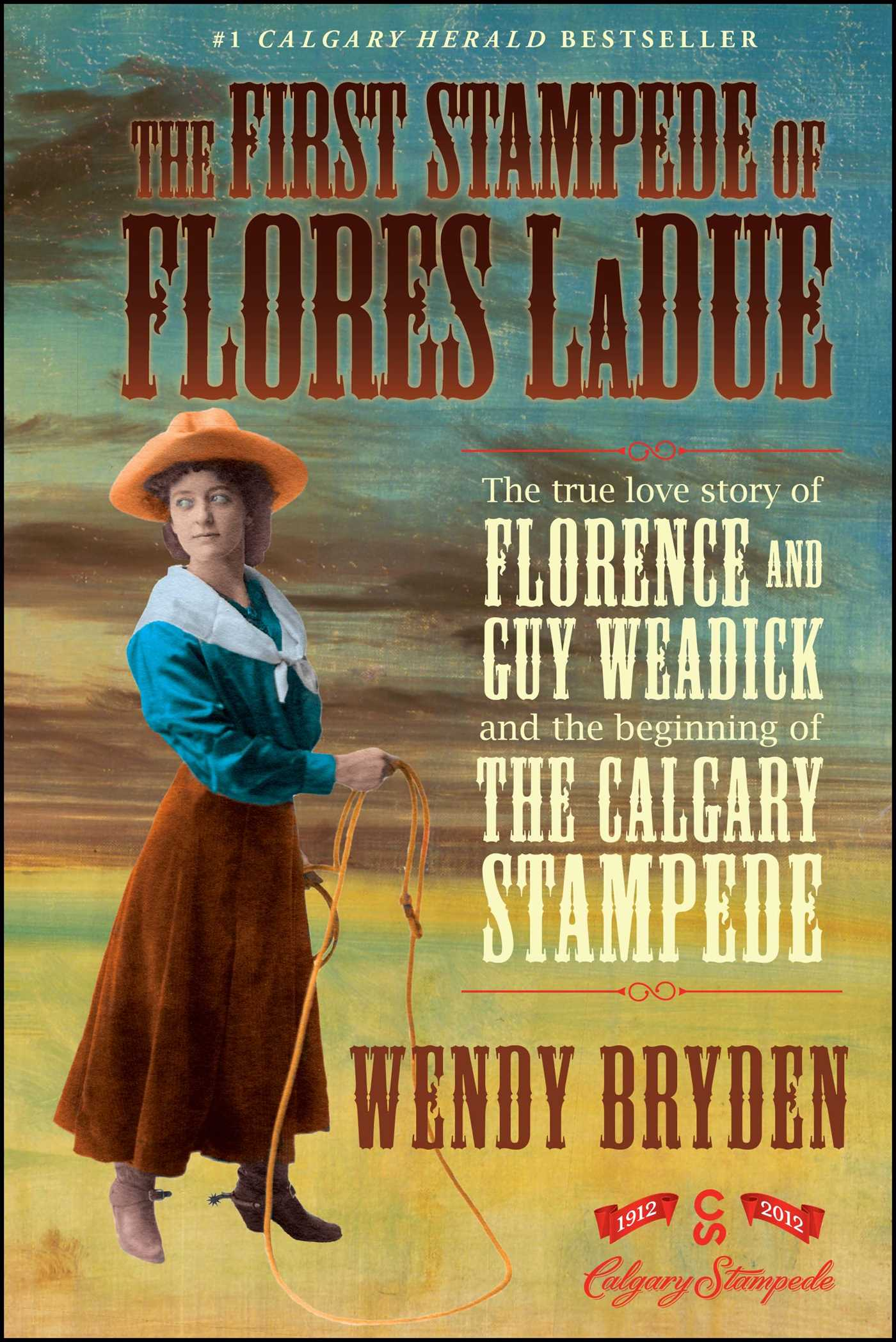 The first stampede of flores ladue 9781451609332 hr