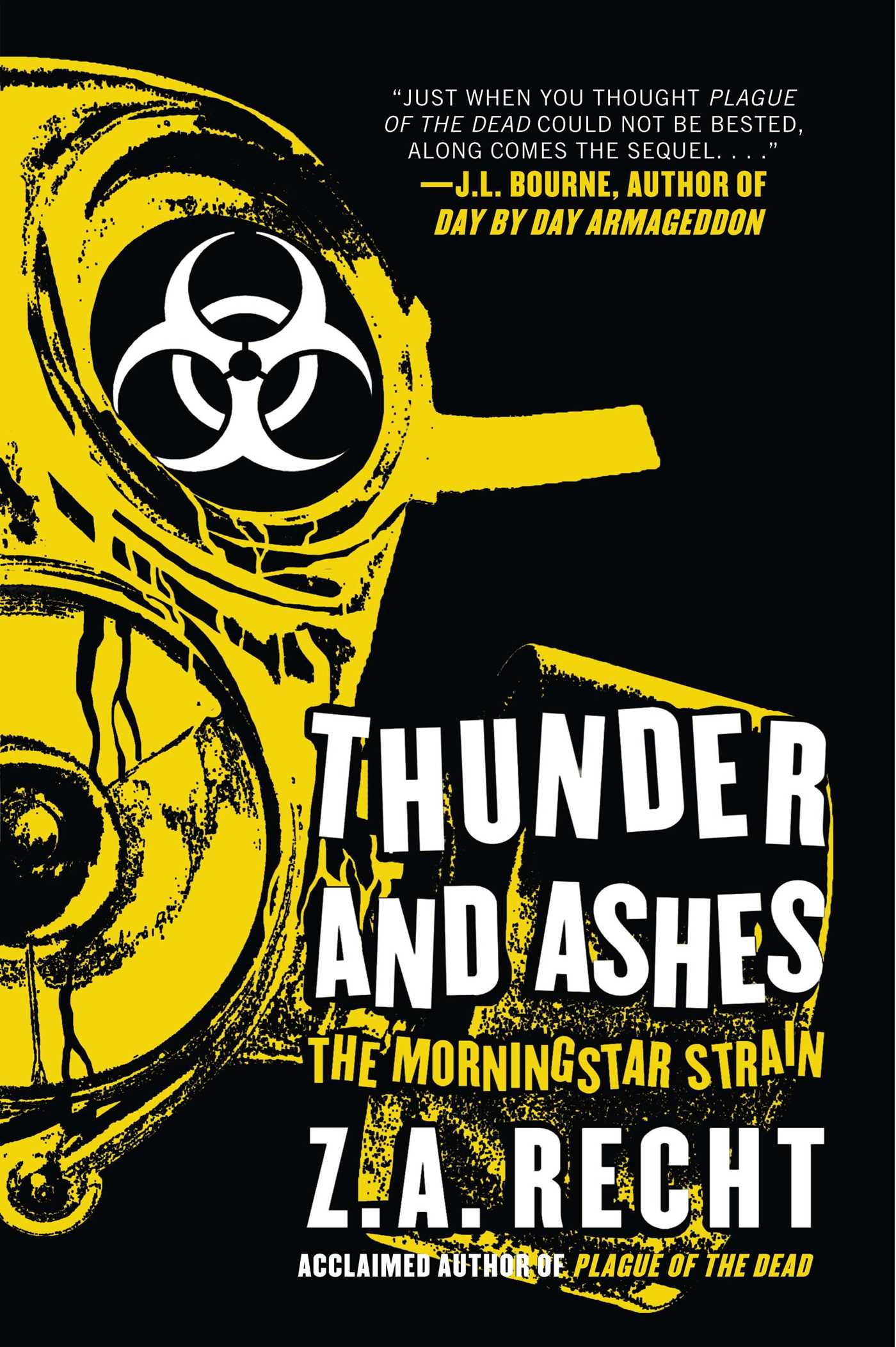 Thunder and ashes 9781451610147 hr