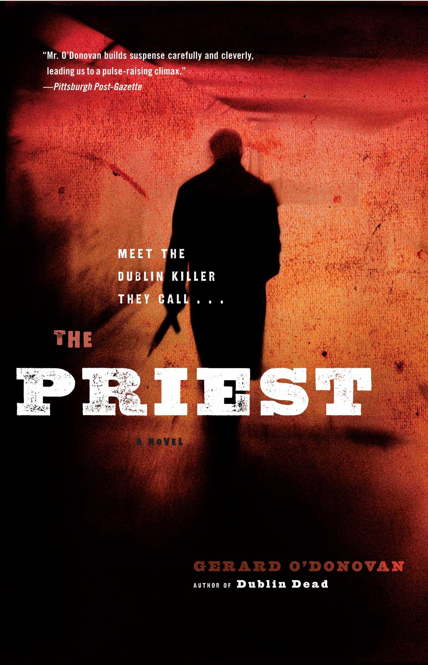 The priest 9781451610628 hr