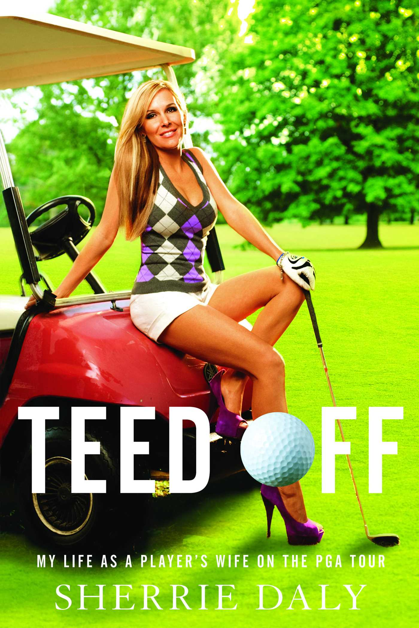 Teed off 9781451611328 hr