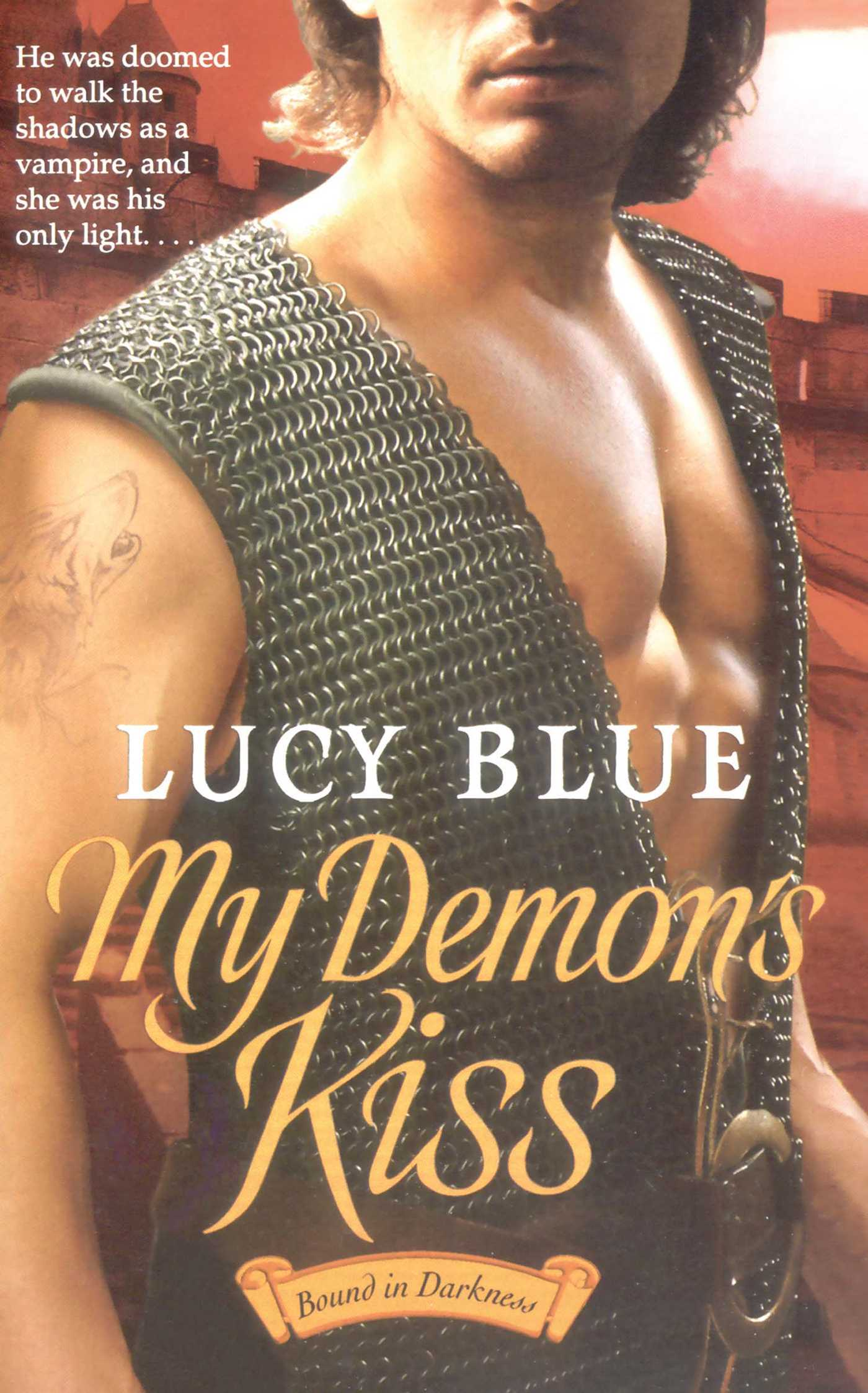 My demons kiss 9781451612844 hr