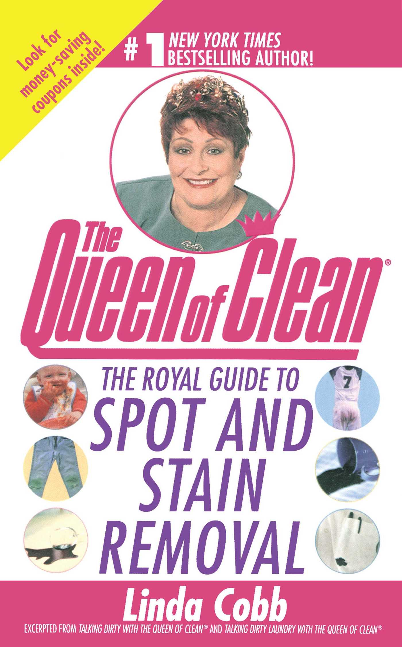 The royal guide to spot and stain removal 9781451613049 hr